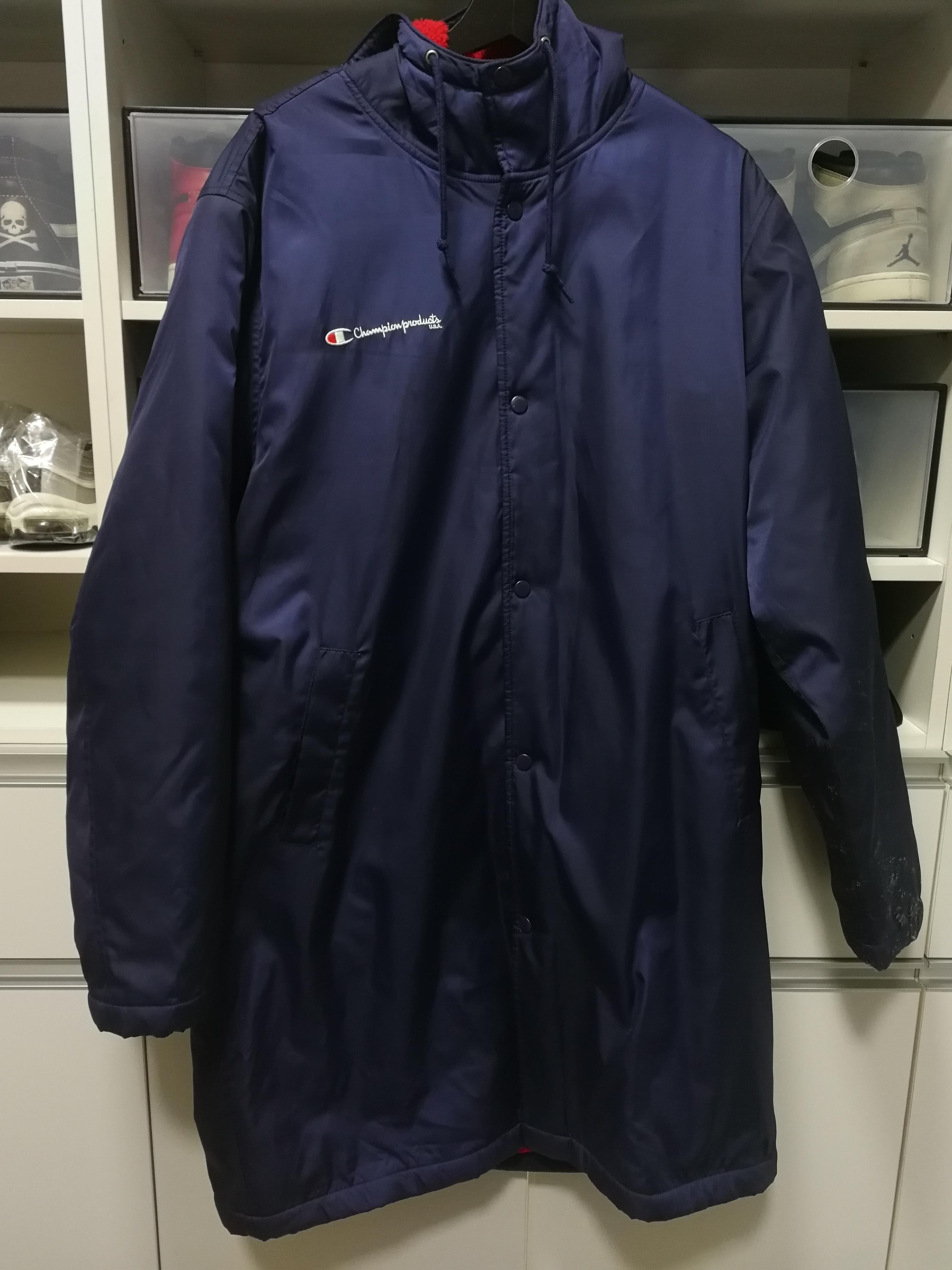 94a4d32791a2 Supreme ×. Supreme Champion Stadium Parka jacket