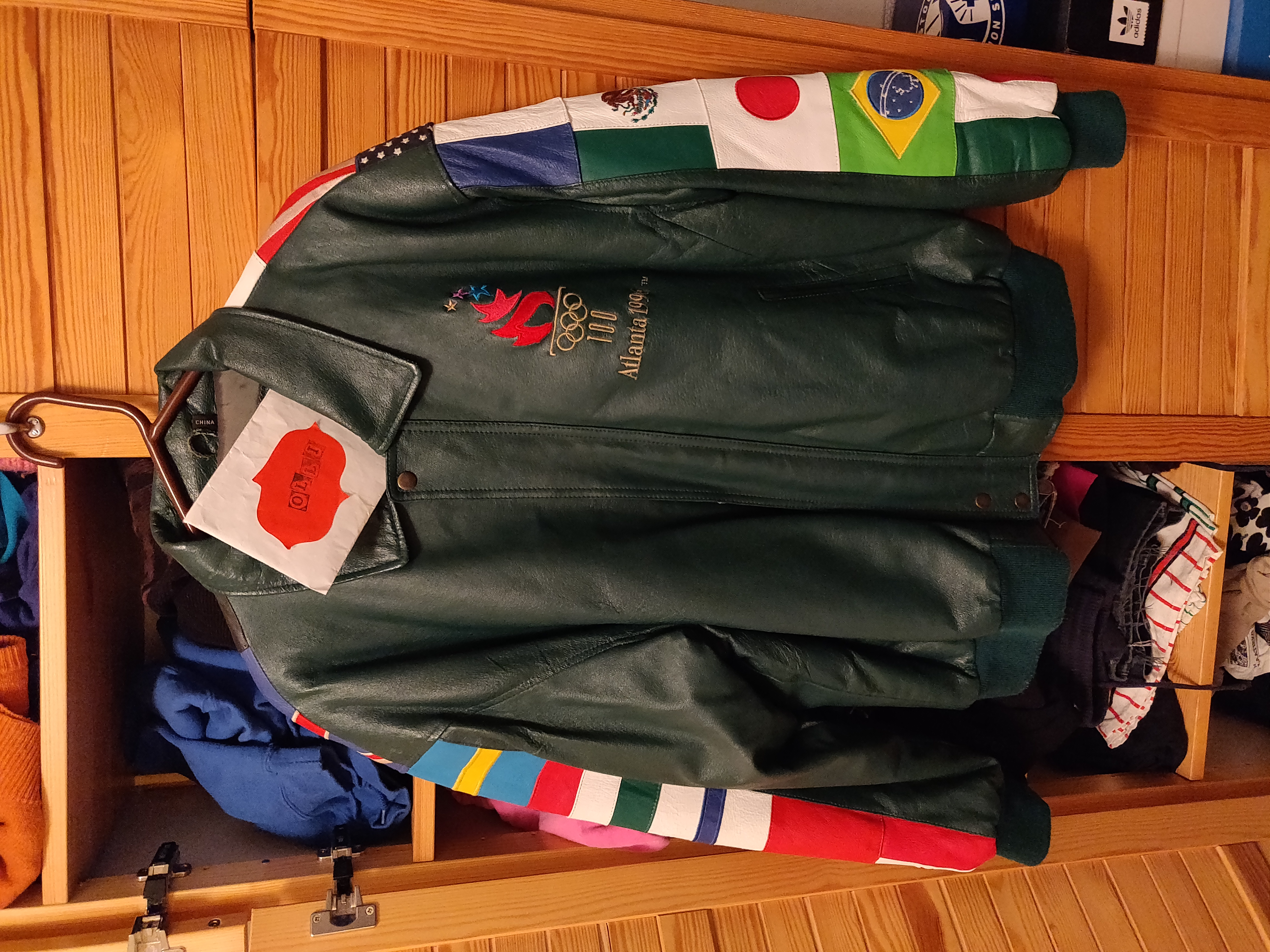 AUTHENTIC Olympic Games 100 Atlanta 1996 COLLECTION Tracksuit