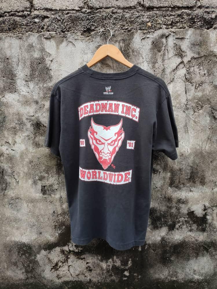 WWE The Undertaker Deadman per Sempre Ragazze T-Shirt Wrestlemania Girocollo Graphic Tee Merchandise Ufficiale Idea Regalo di Compleanno per la Figlia Suor Nipote