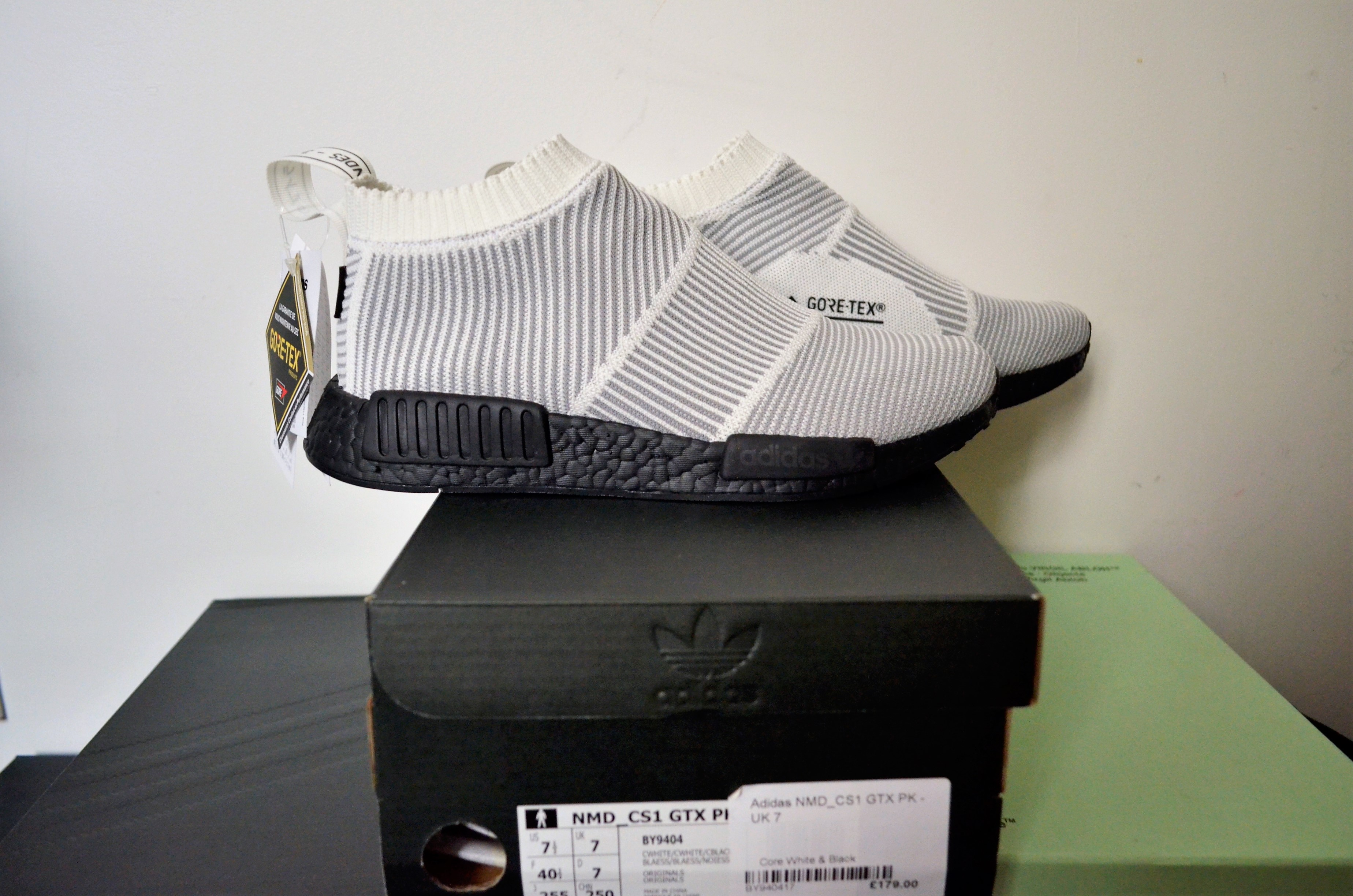 626ba172e Adidas Adidas NMD City Sock 1 GoreTex Prinknit (Water Proof) US 7.5 Size  7.5 - Low-Top Sneakers for Sale - Grailed