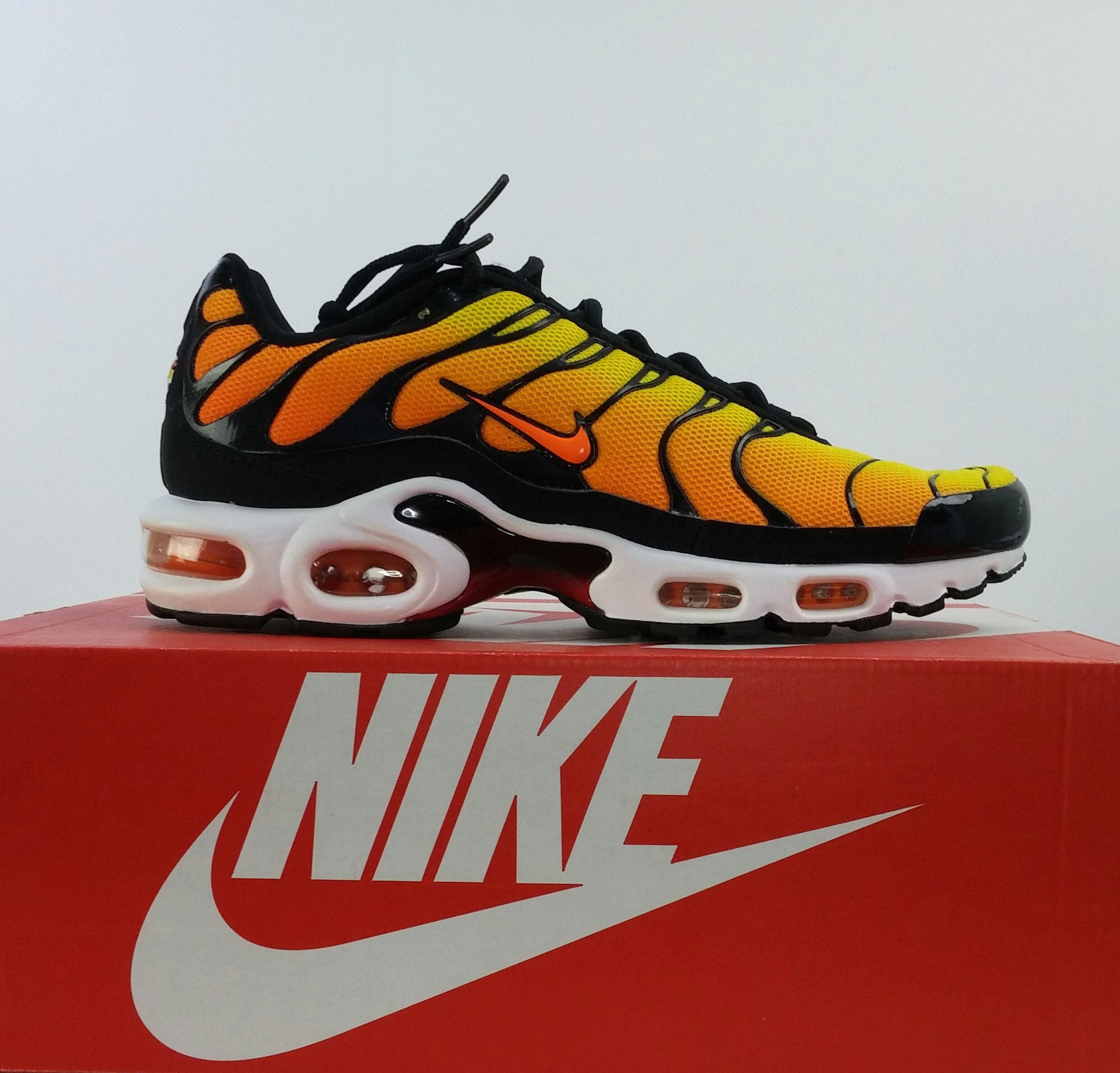 cheaper b7504 208c8 Nike ×. Air max 98 plus TN Sunset