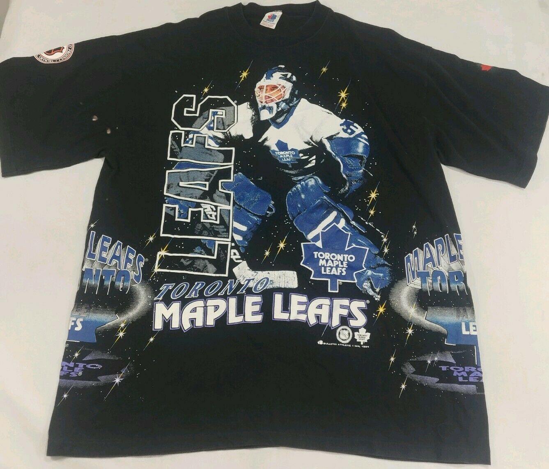 Toronto Maple Leafs vintage tee L