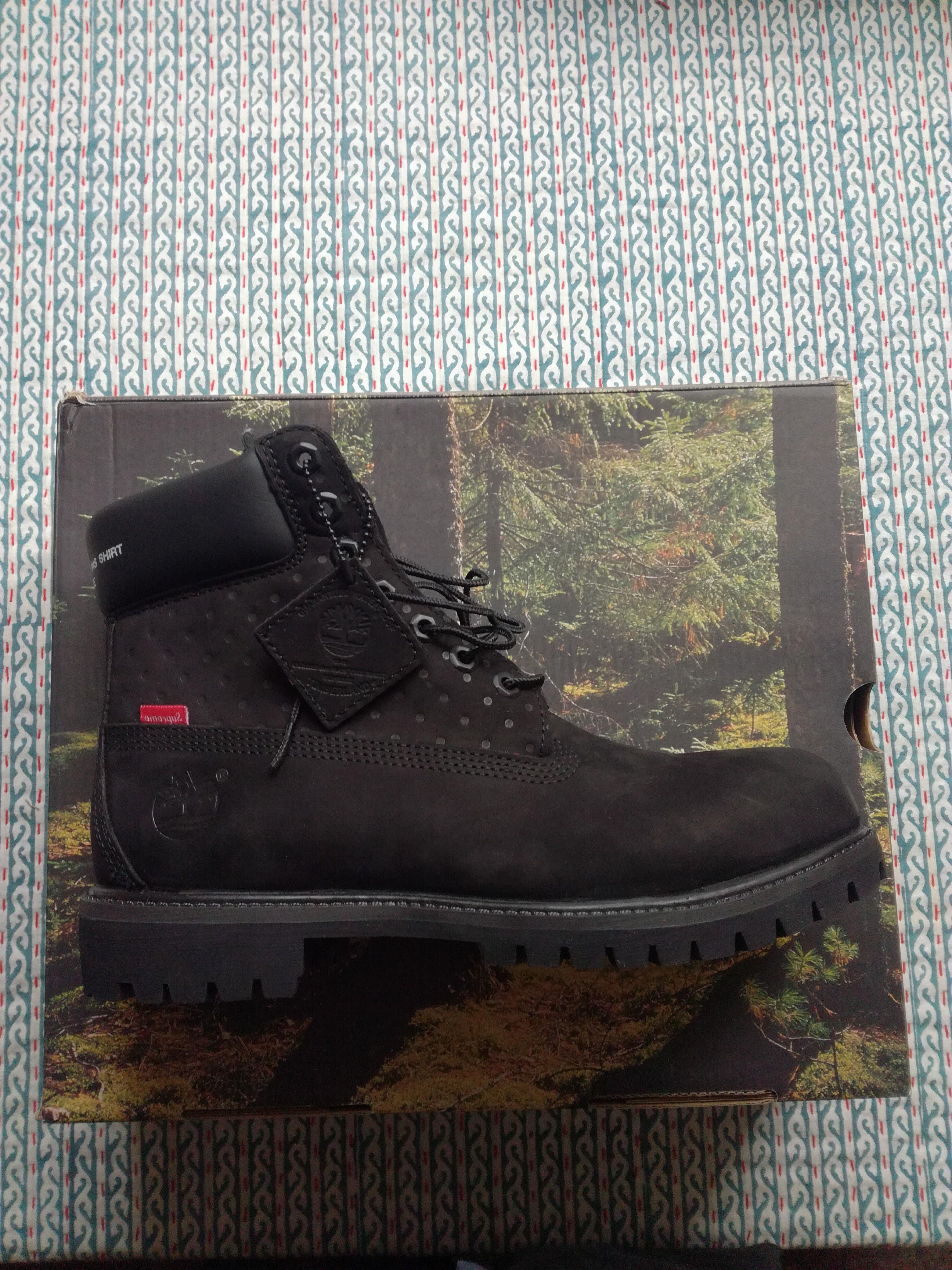 Comme des Garçons SHIRT®Supreme. Timberland® 6 Inch Premium Waterproof Boot