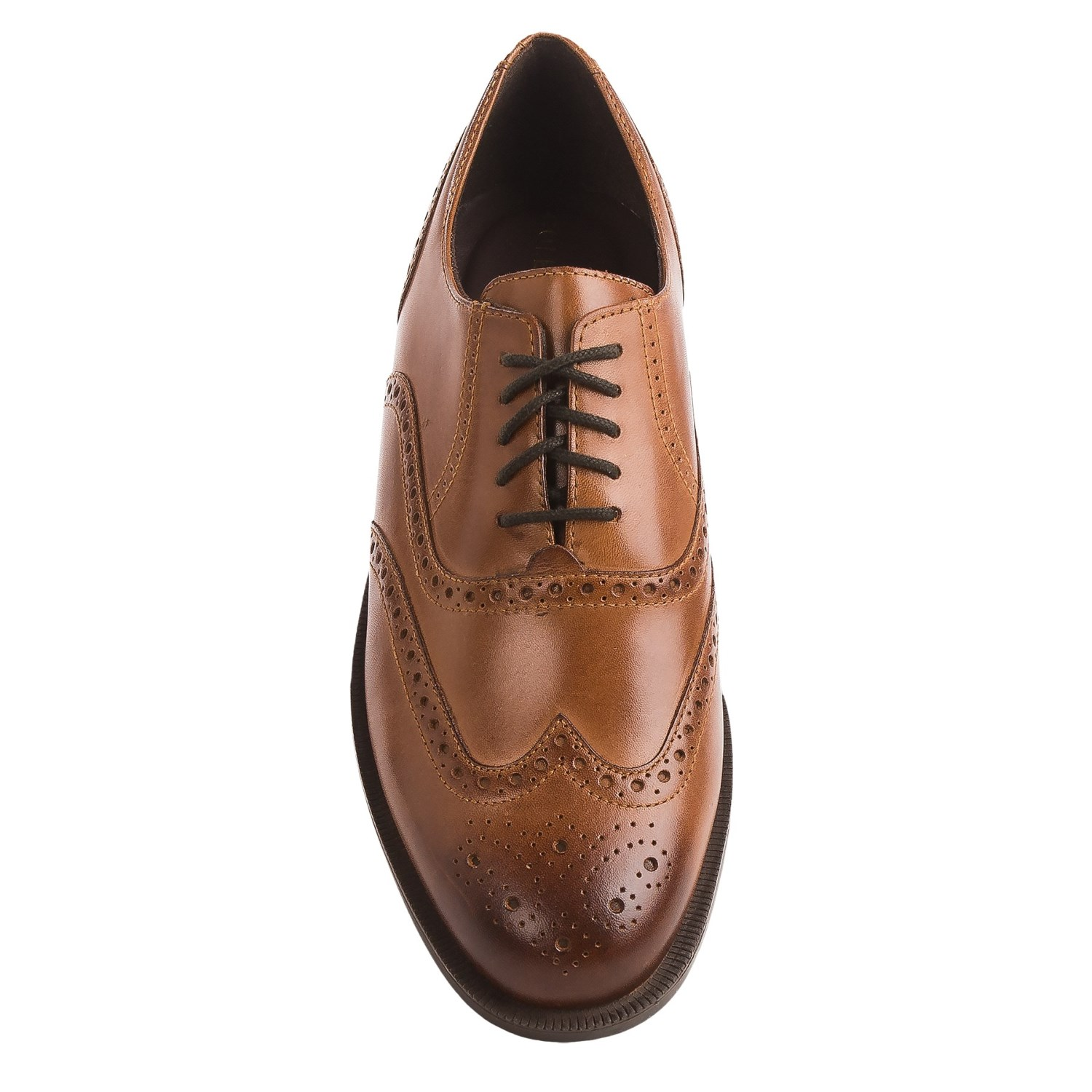 2f24c3ba733 Cole Haan New Cole Haan Mens 8.5 Dustin Wing Tip Oxford Ii Leather ...