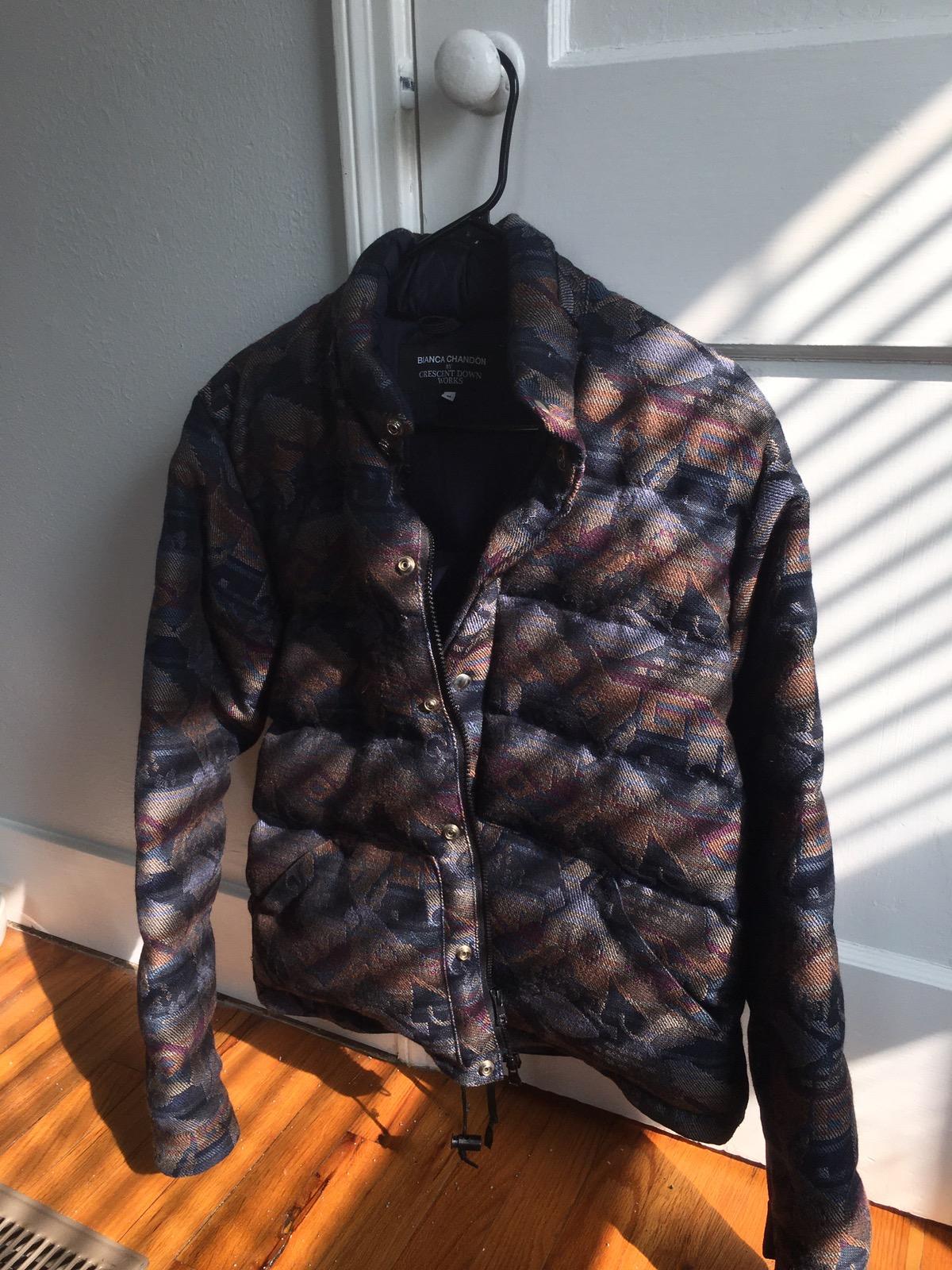 Bianca Chandon x Crescent Down Works Down Puffer Jacket