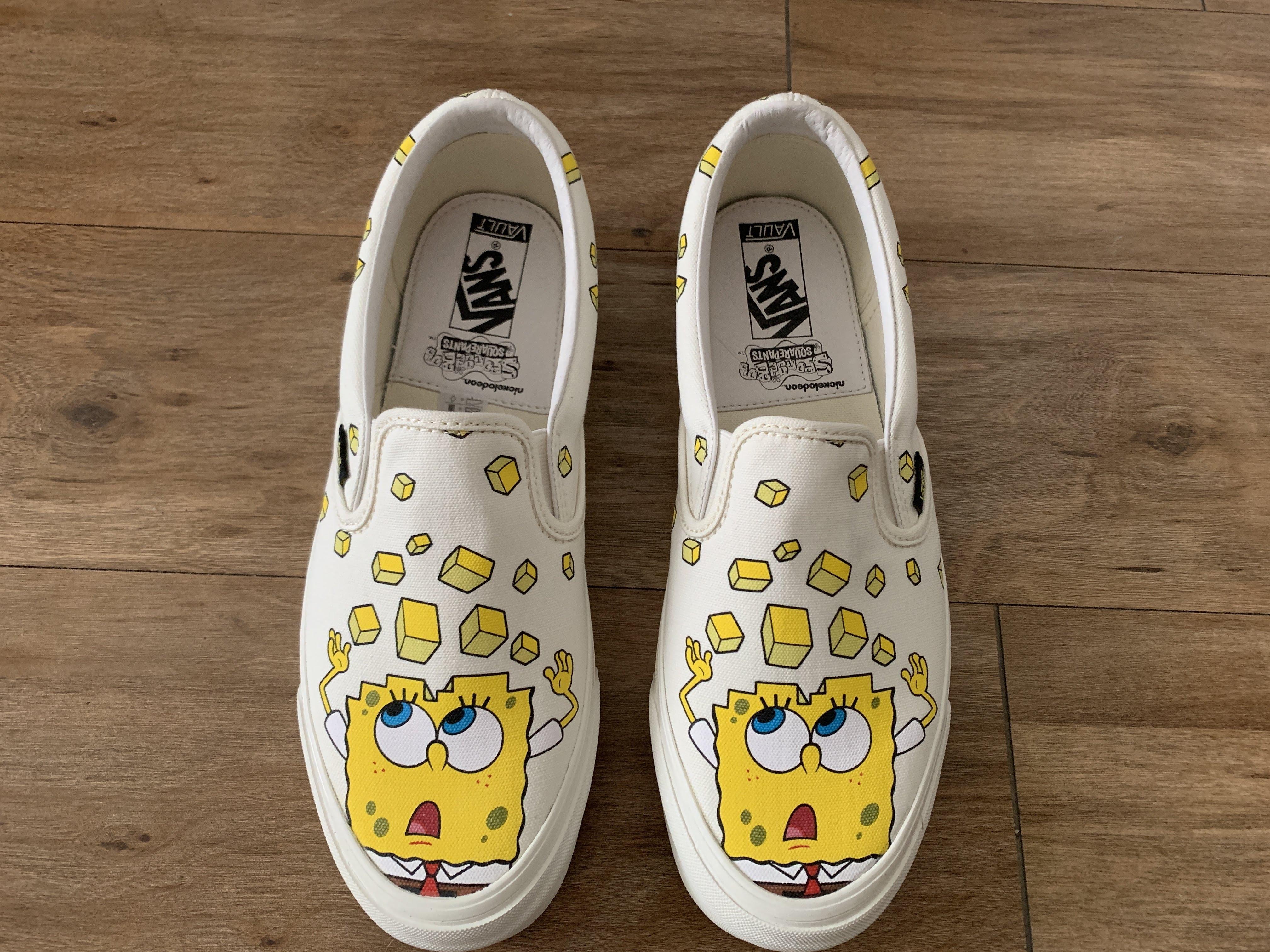 vans spongebob