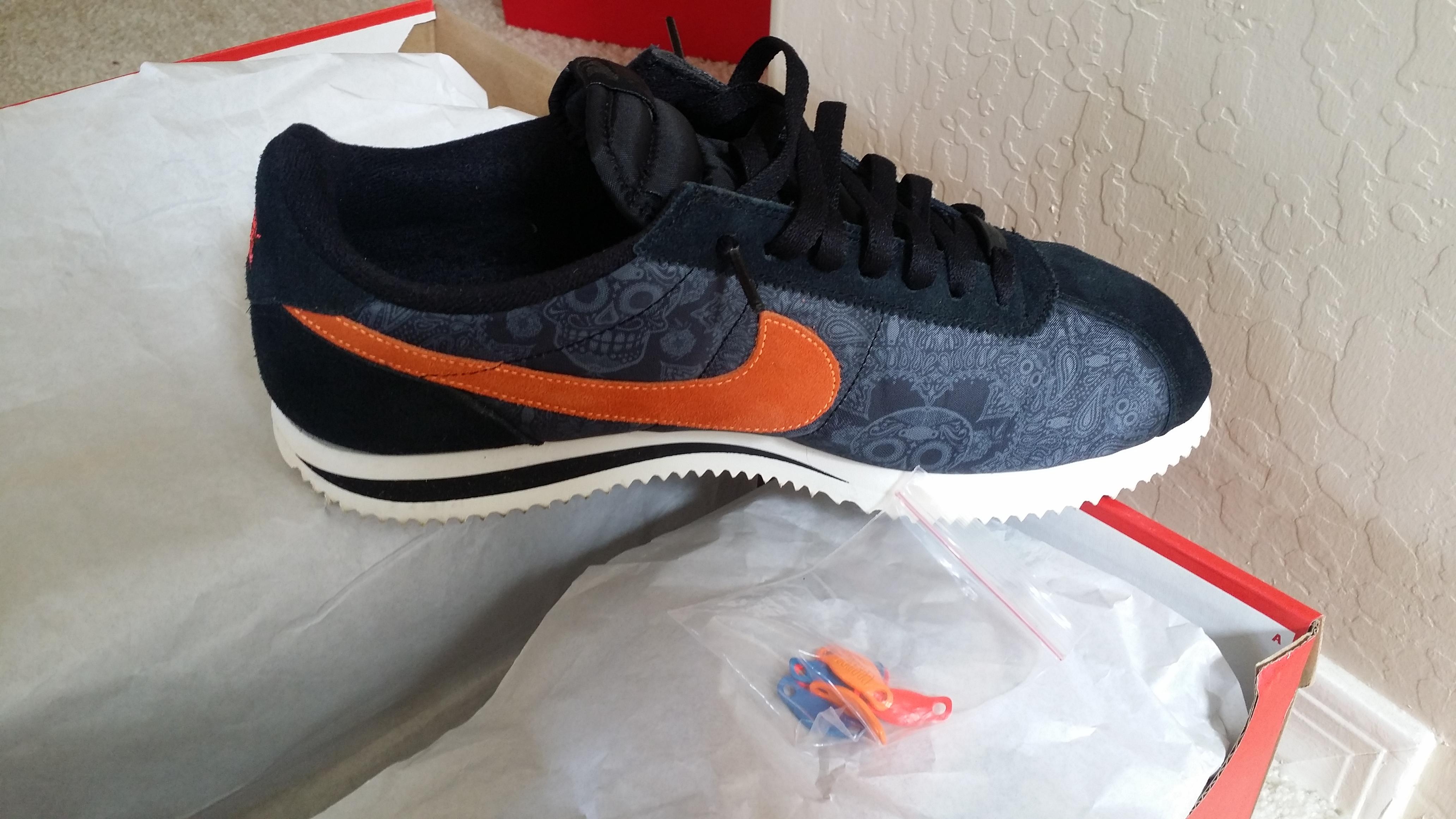 super popular 87b59 75a20 Nike Cortez Basic Premium QS size 11