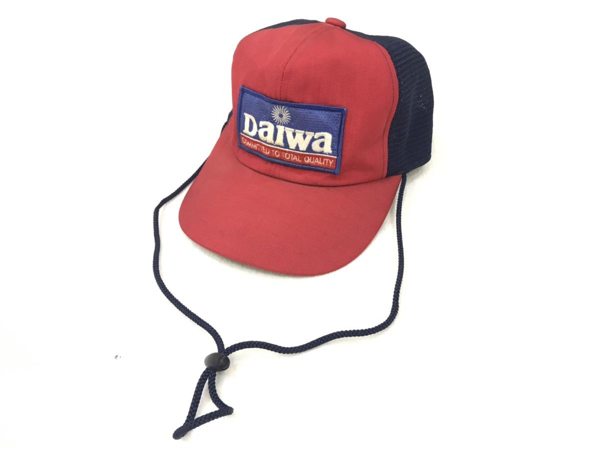 904d756e09070 Japan Vintage Daiwa Japan Snapback Mesh Cap