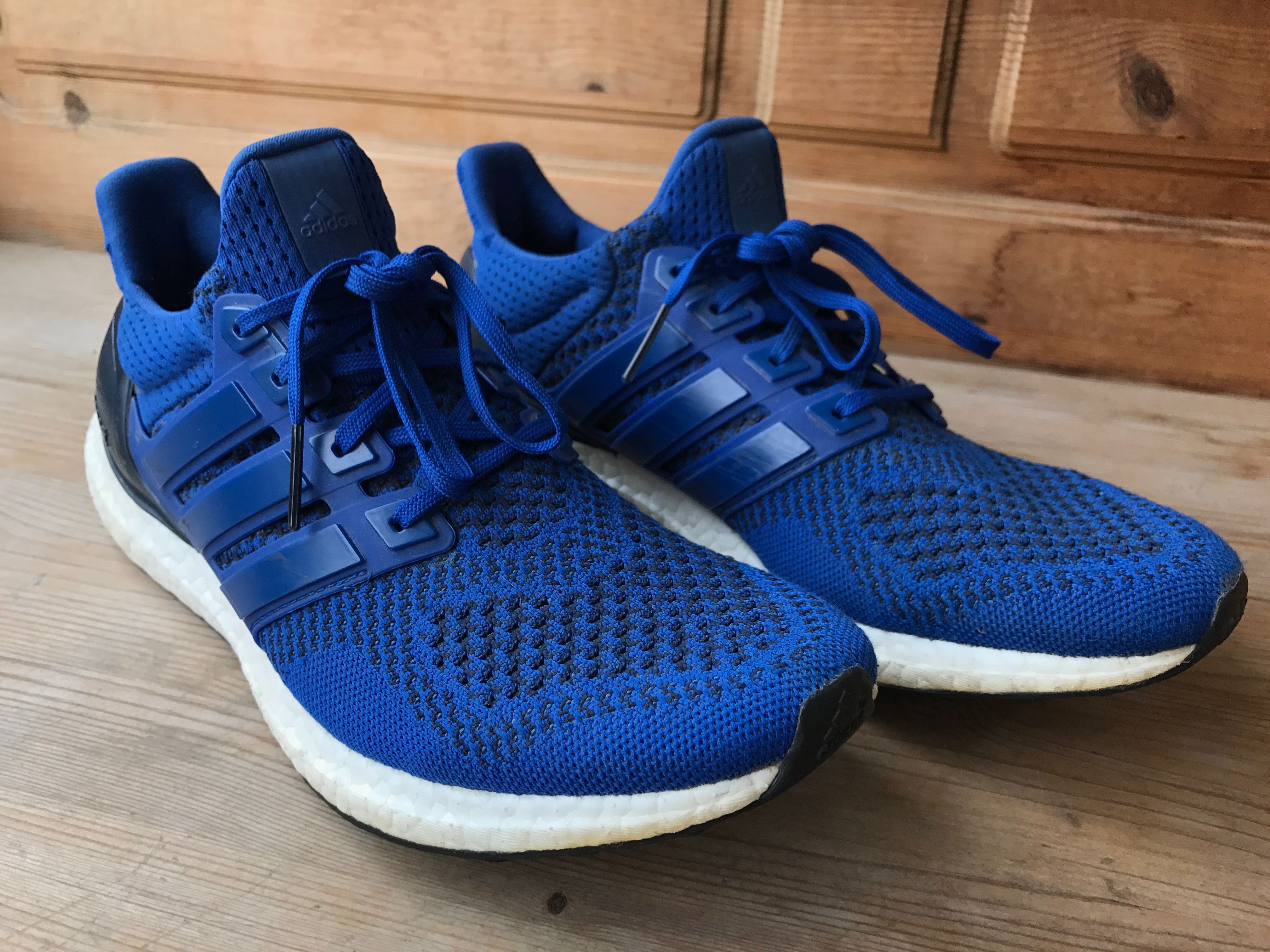 fdb090ca2a834 Adidas ×. Ultra Boost 1.0 Royal Blue   Navy