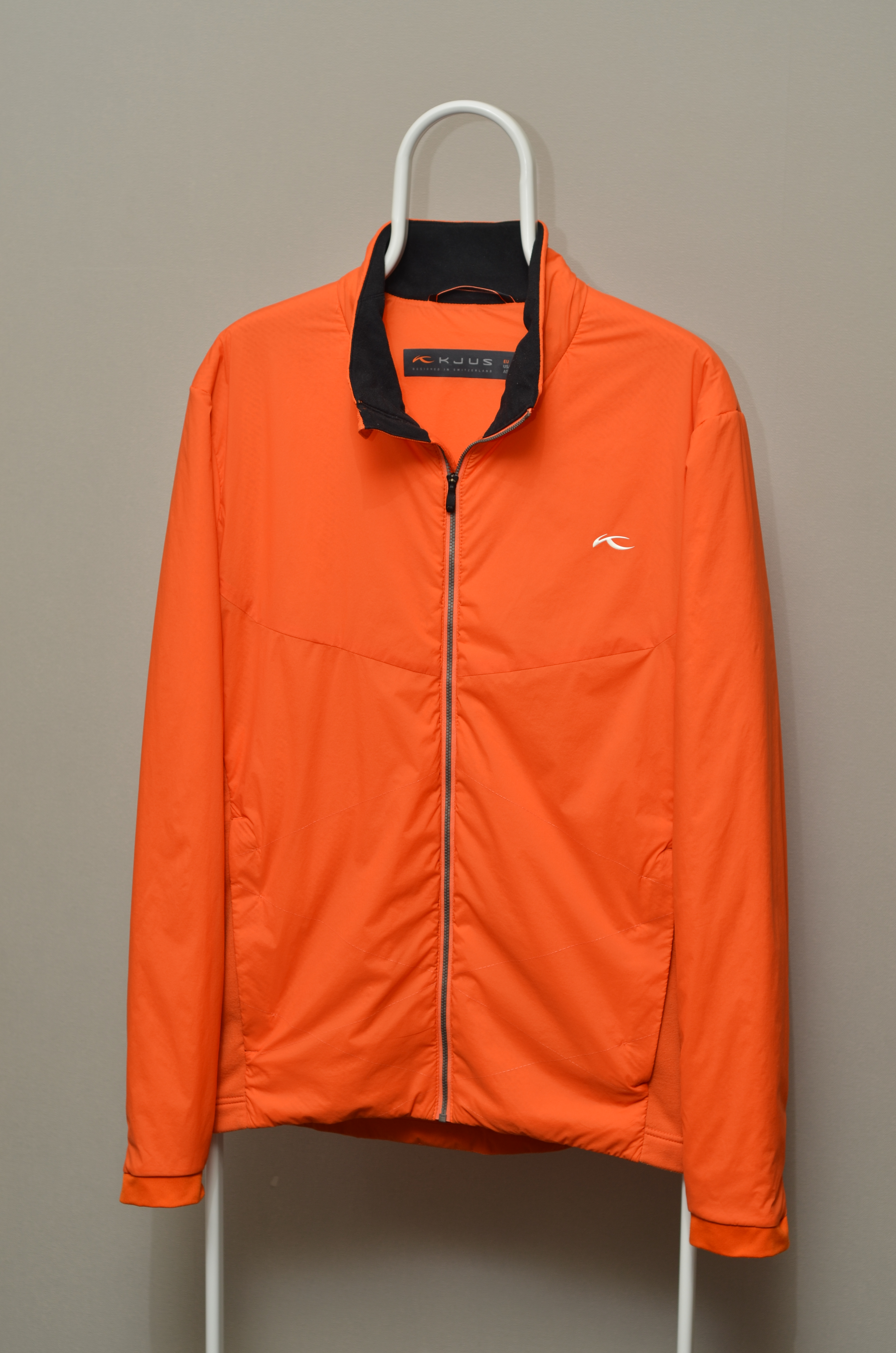 New with Tags Mens KJUS FRX 3D Map Polartec Jacket Waterproof MSRP $ 399