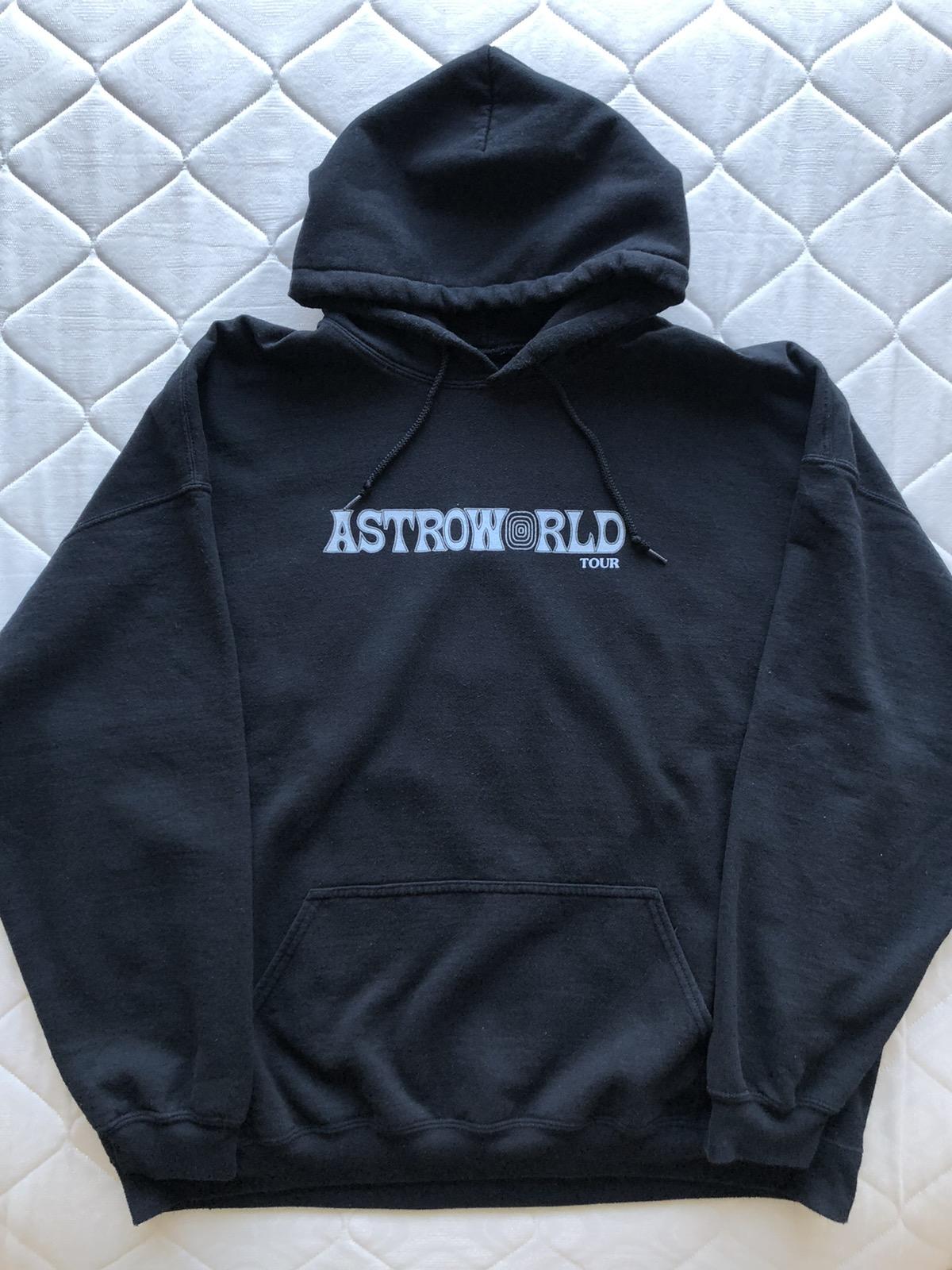 Travis Scott Astroworld Chicago Exclusive Hoodie XXL