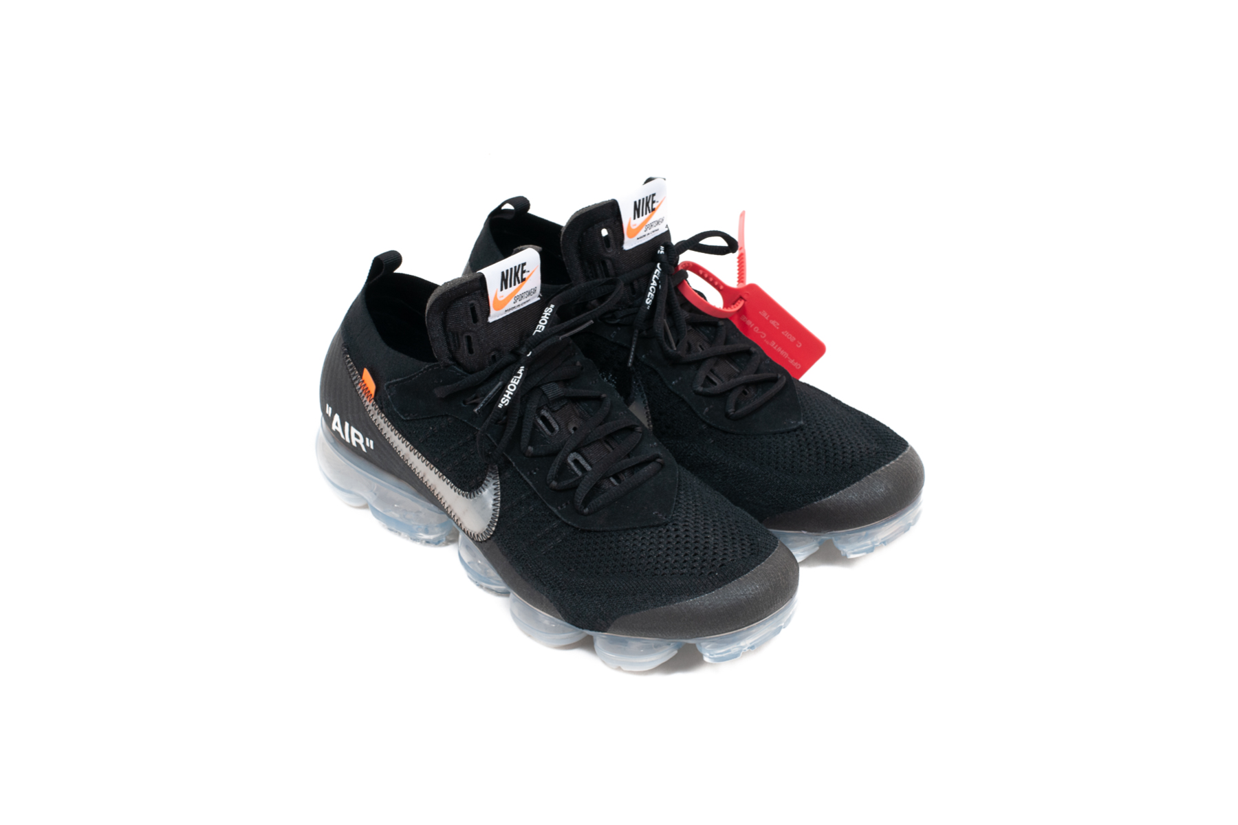 huge discount 775a2 94bf9 Off-White Nike Air Vapormax