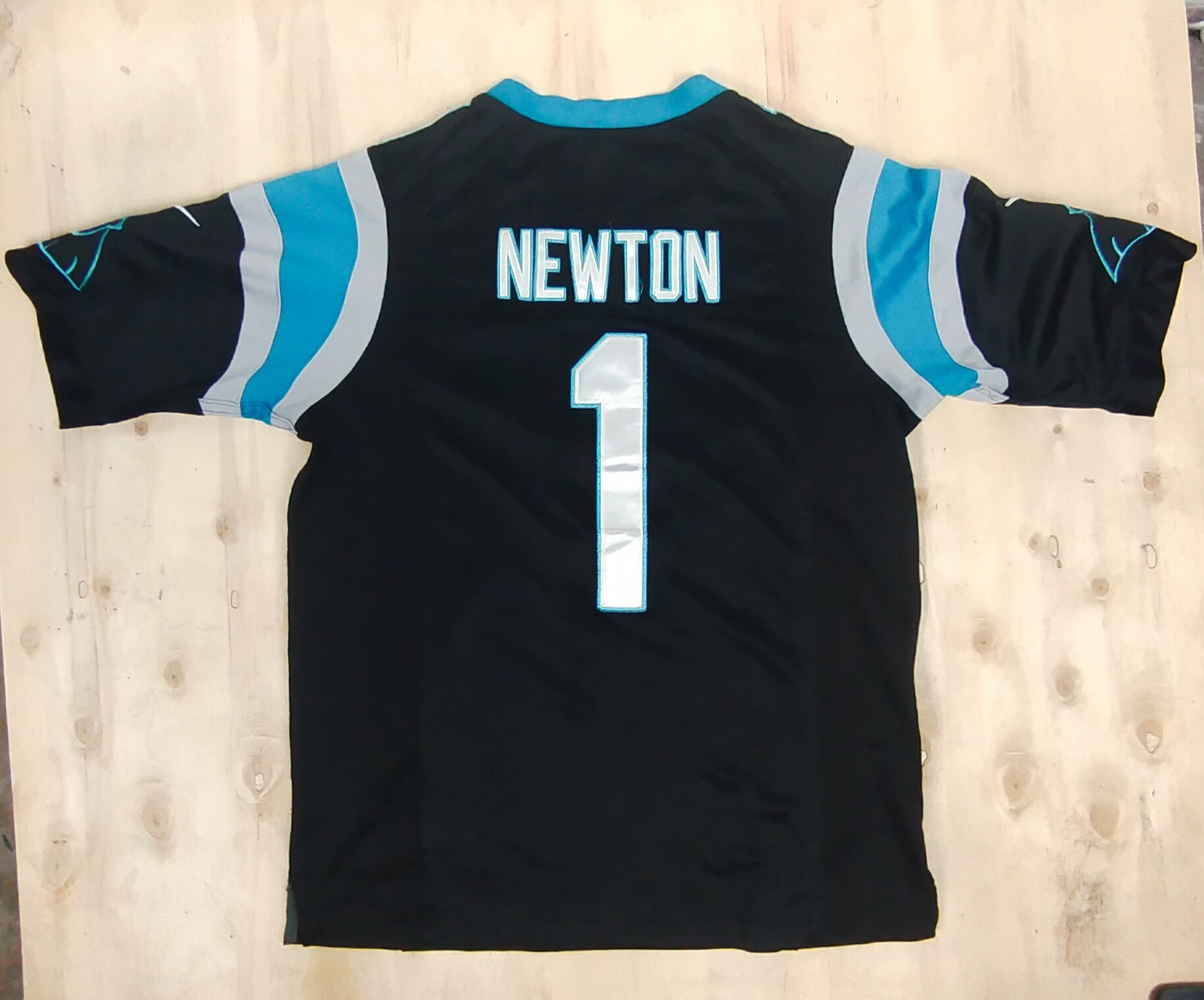 Newton nike - NFL jersey size large