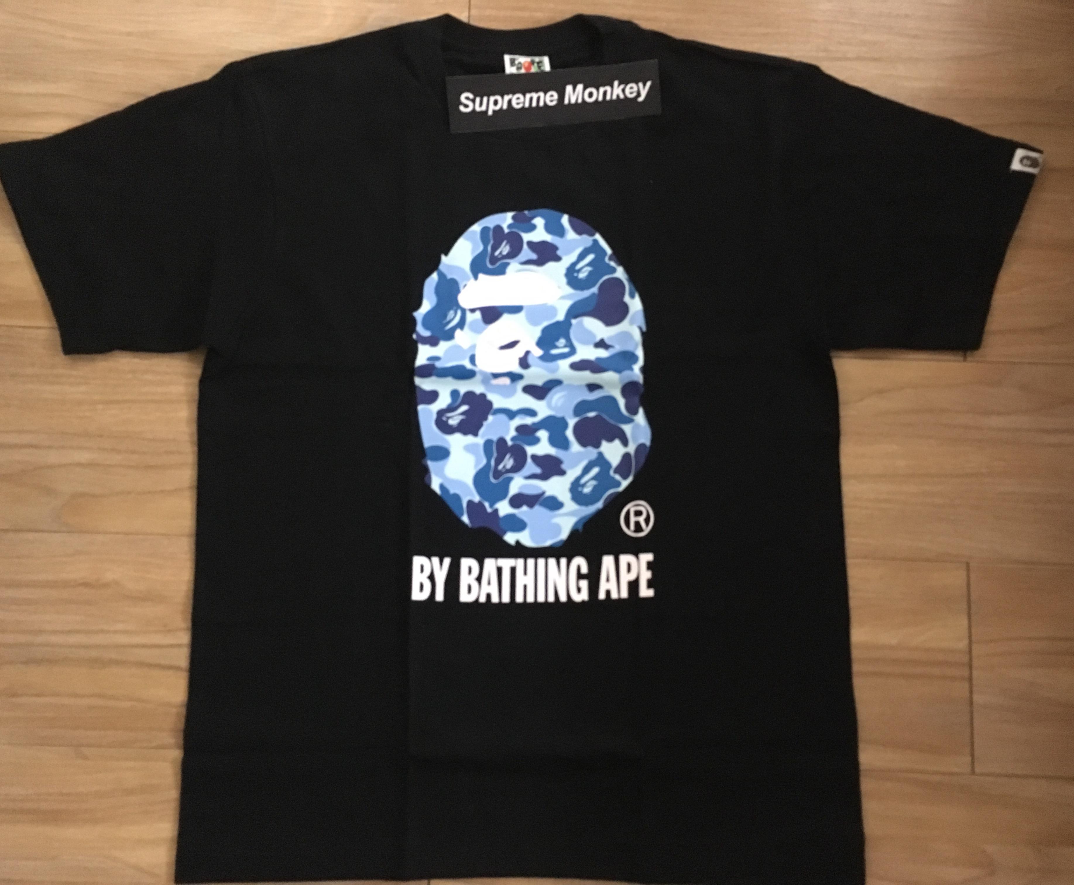 b3e54c37 Bape Abc Camo By Bathing Ape Tee   Grailed