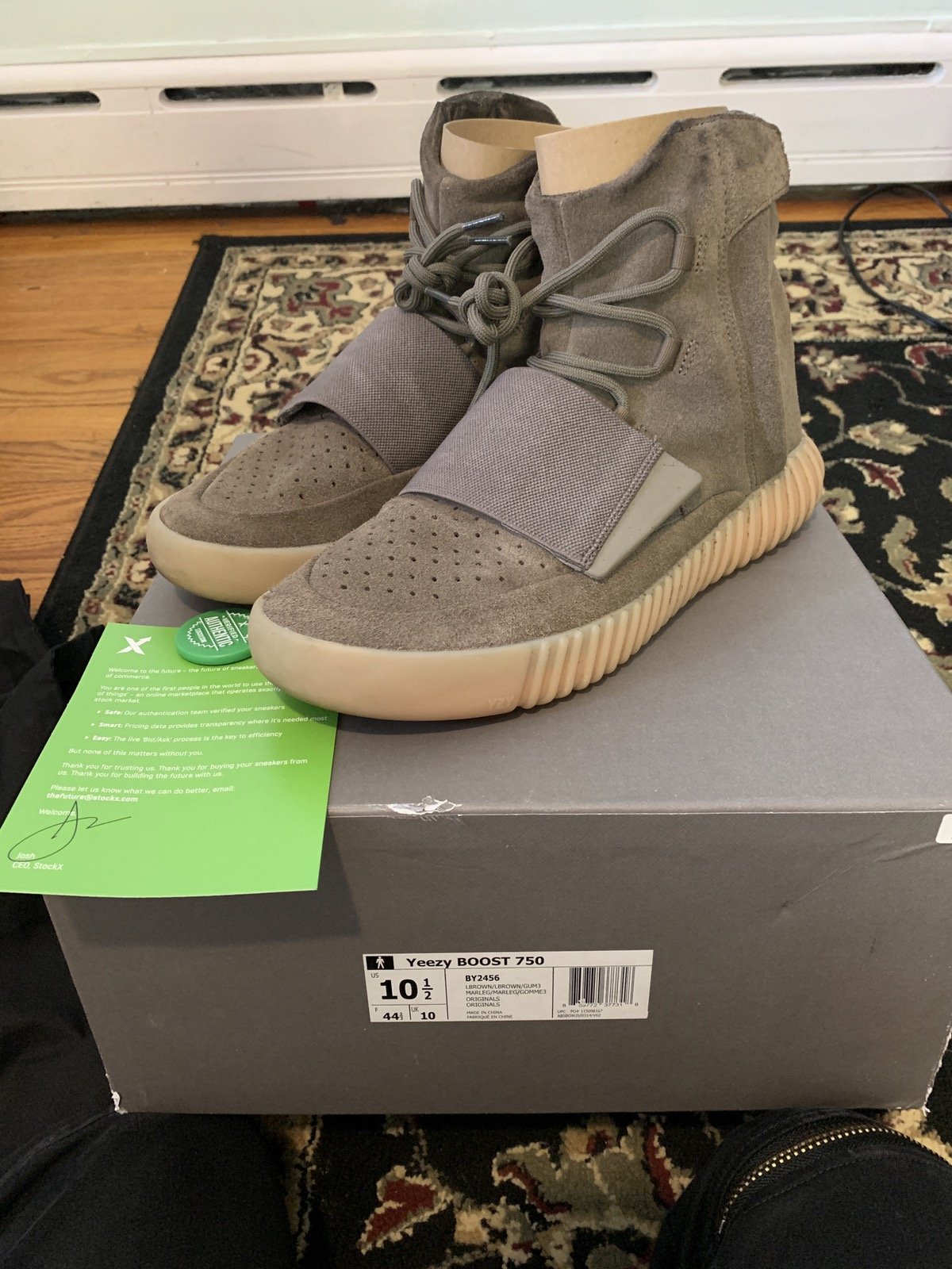 new product c5456 fb6f1 Yeezy Boost 750 Chocolate