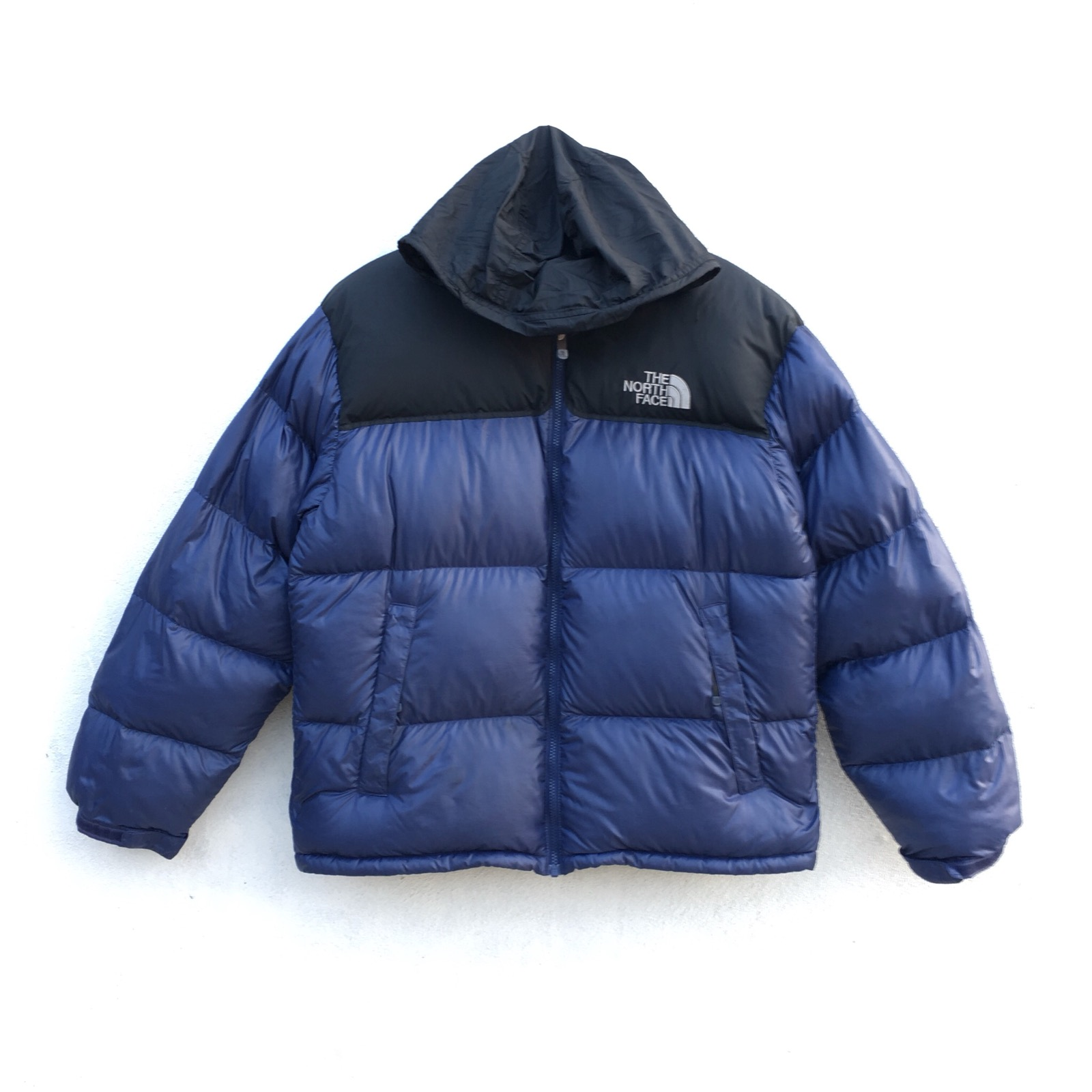 The North Face  Last Drop  The North Face Nuptse 700 Down Reversible Puffer  Hidden Hooded Jacket Size m - Light Jackets for Sale - Grailed 9d285f636
