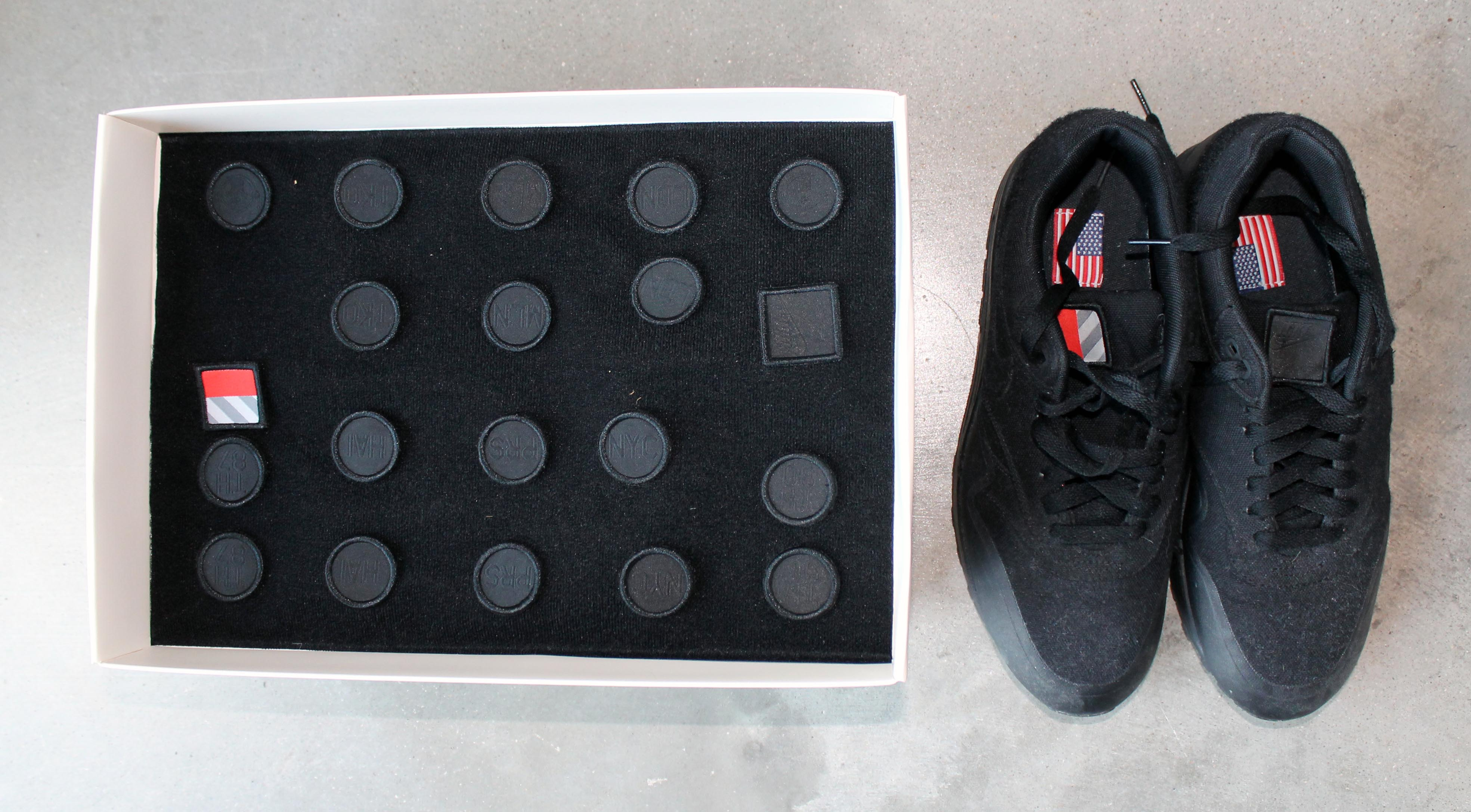 684a2883 Nike Air Max 1 V Sp Patch Black | Grailed