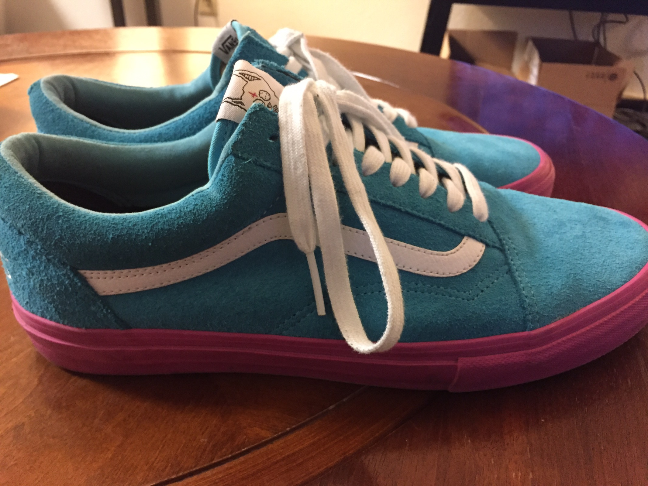fdcd0c198001 Vans Golf Wang Syndicate Vans Size 10.5 - Low-Top Sneakers for Sale -  Grailed