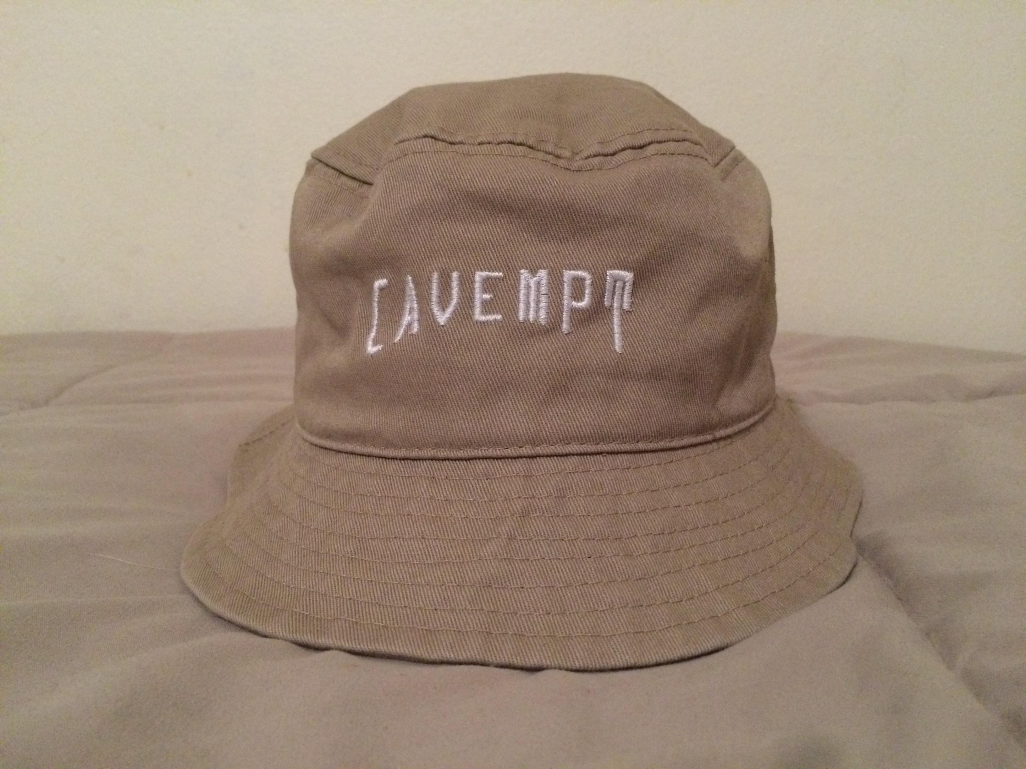 e145fe6f5 Cav Empt Bucket Hat