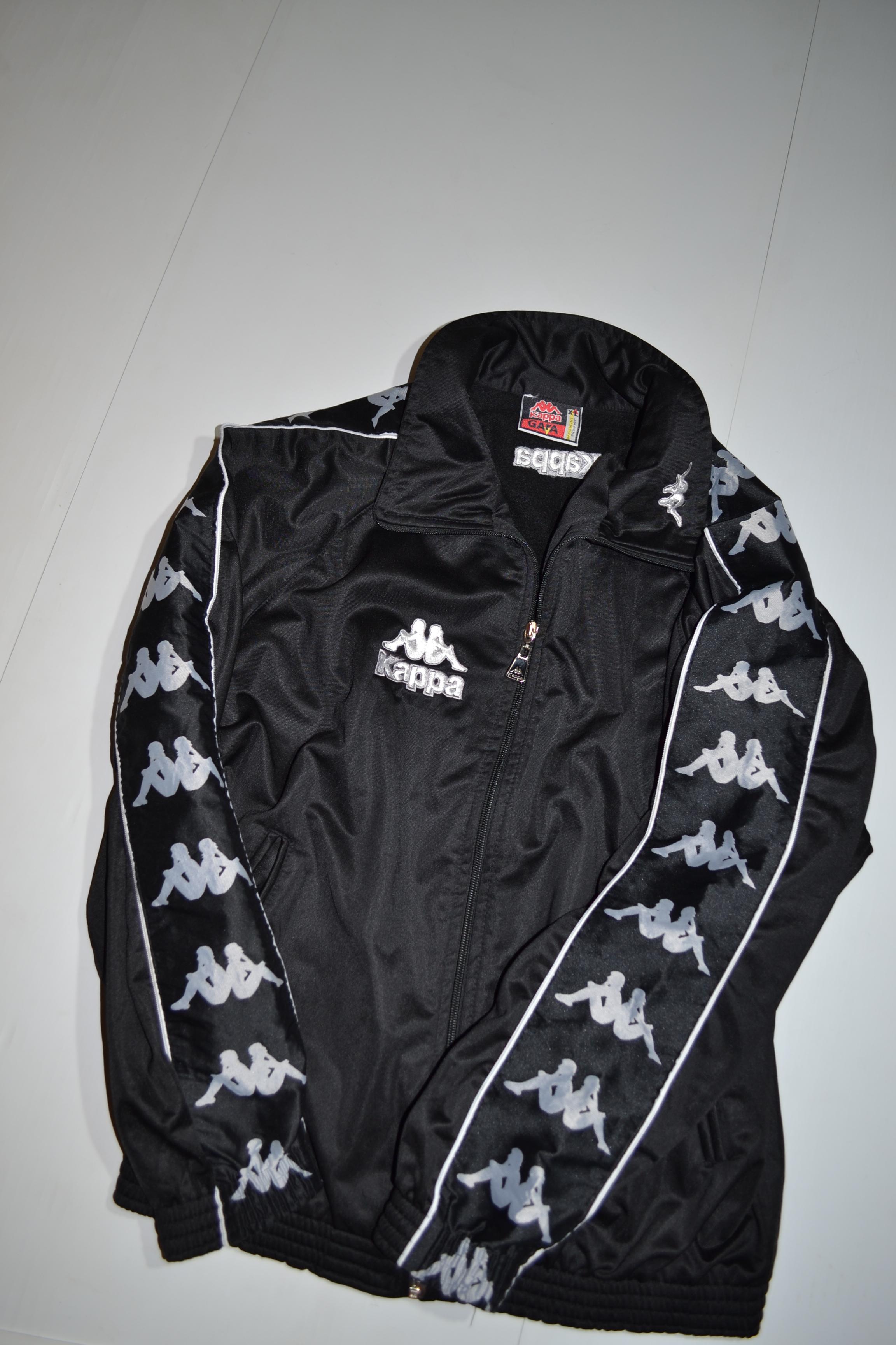 Jacket Sportswear Xl Size Tracksuit With Italian Logo Kappa f7gy6vIYb