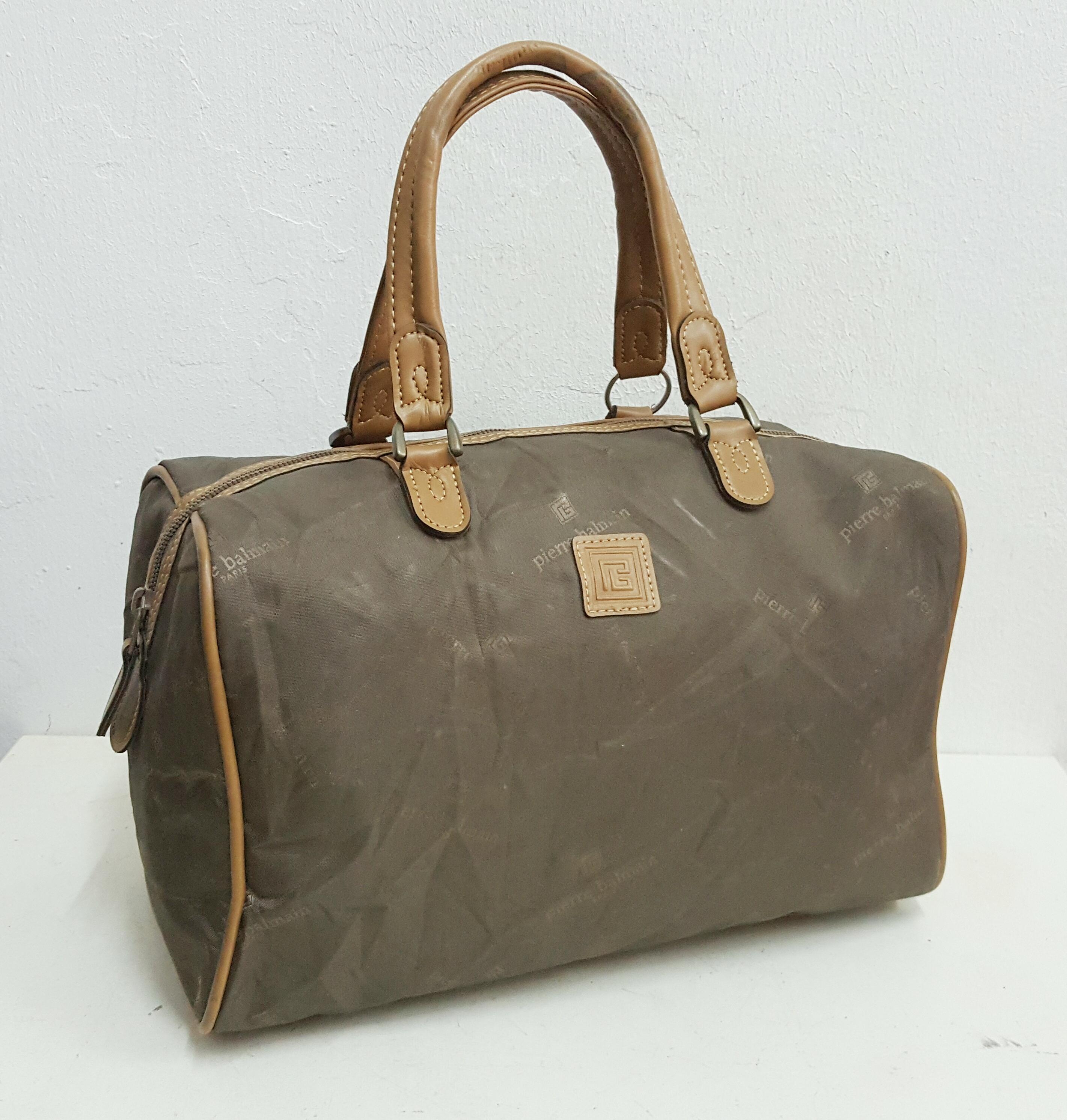 Pierre Balmain Boston Bag