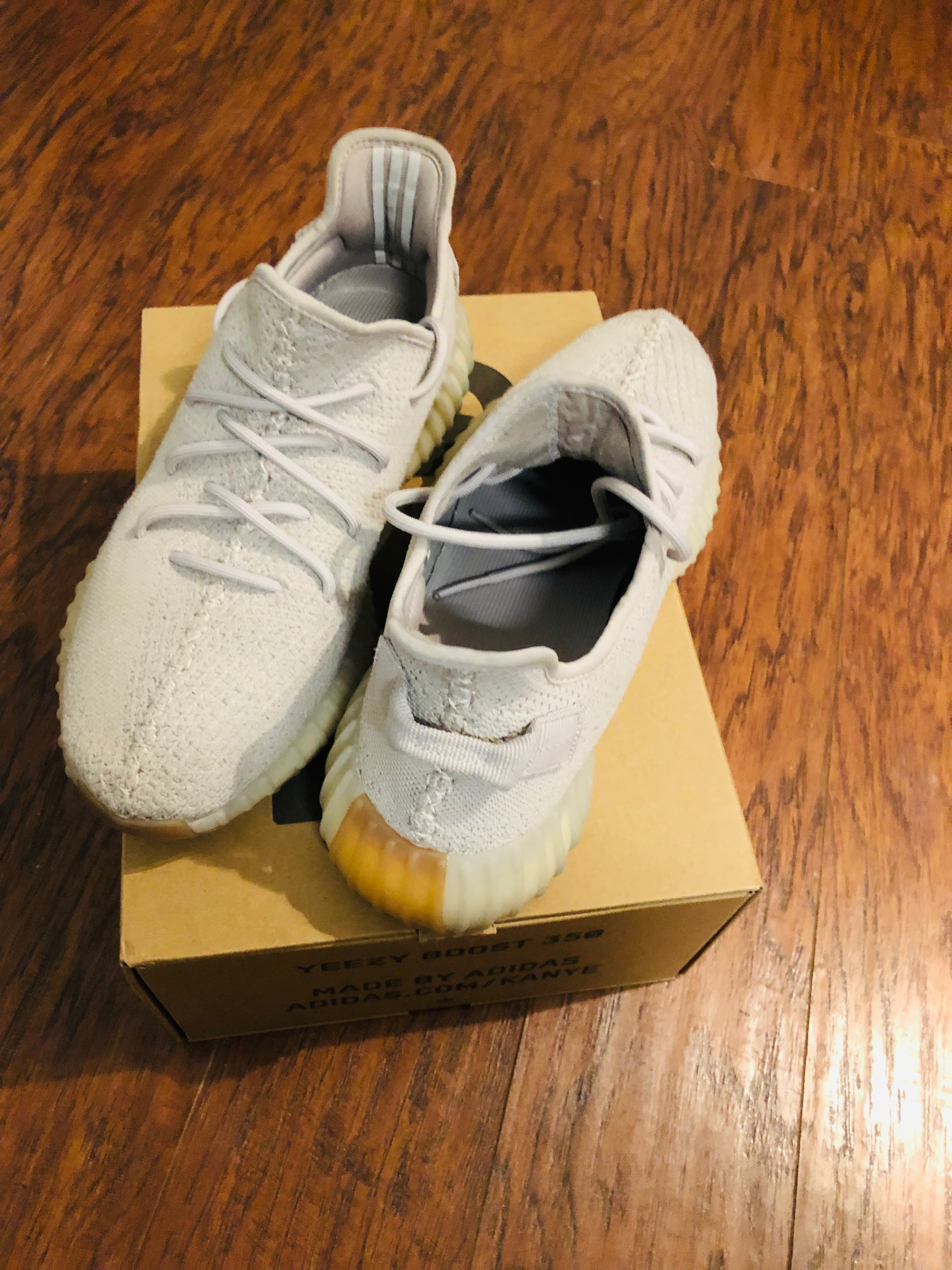 75d8a2534f8 Adidas Kanye West ×. Yeezy Boost 350 V2 Sesame