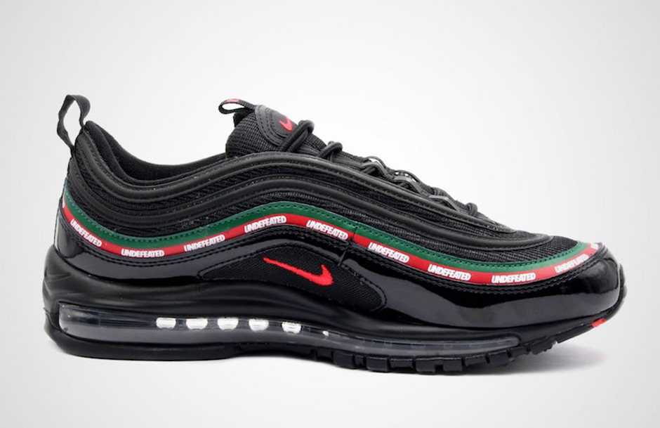 c39bb58ec04d Nike Undefeated x Nike Air Max 97 OG Black Size 11 - Low-Top Sneakers for  Sale - Grailed