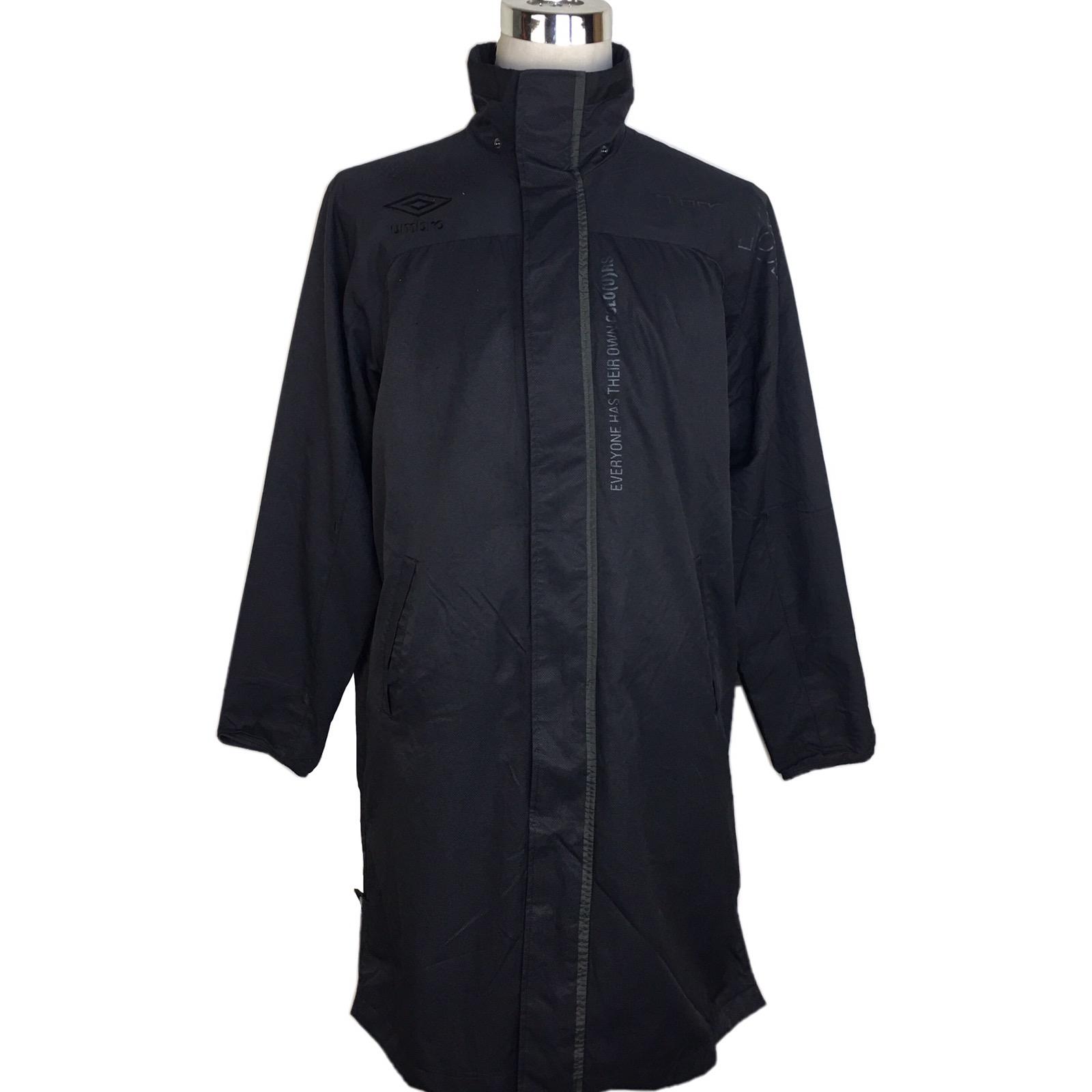 umbro coach jacket