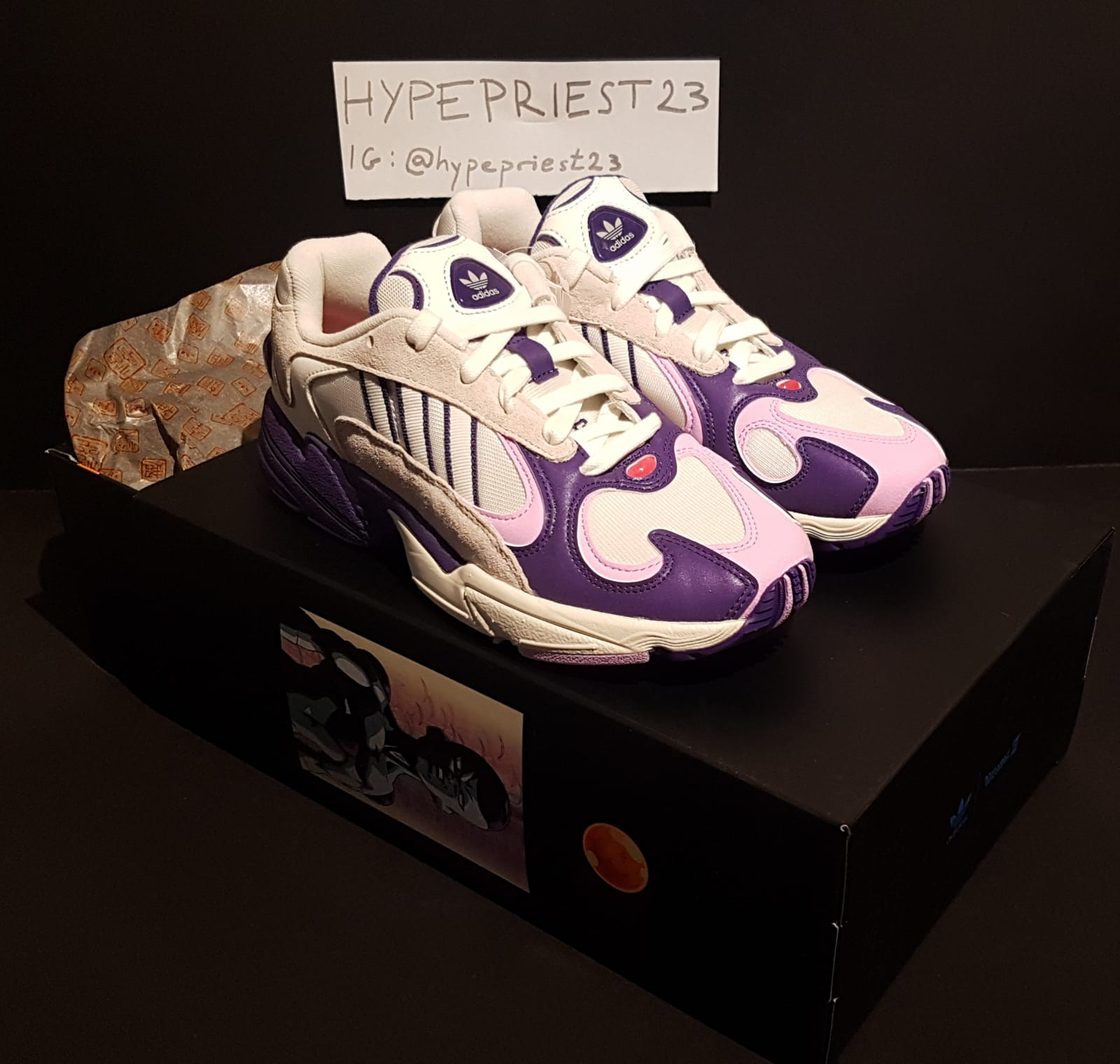 f3e063b820ca Adidas Adidas Yung-1 Dragon Ball Z Frieza Size 6.5 - Low-Top Sneakers for  Sale - Grailed