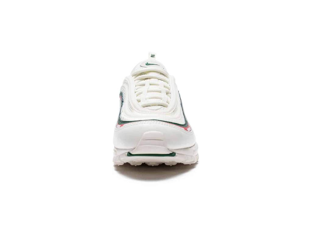 020cfe5e8ae5 Nike UNDEFEATED X NIKE AIR MAX 97 OG - SAIL SPEED RED WHITE GORGE GREEN  Size 13 - Low-Top Sneakers for Sale - Grailed