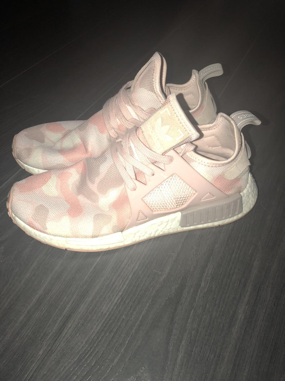 "Adidas Nmd XR1 ""Pink Duck Camo"""