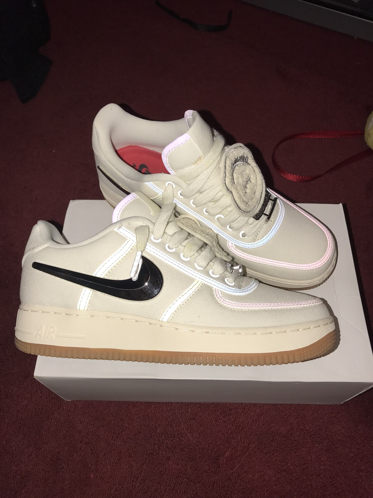 air force 1 travis scott