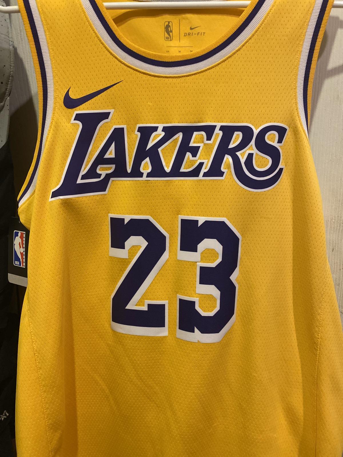 lebron authentic jersey