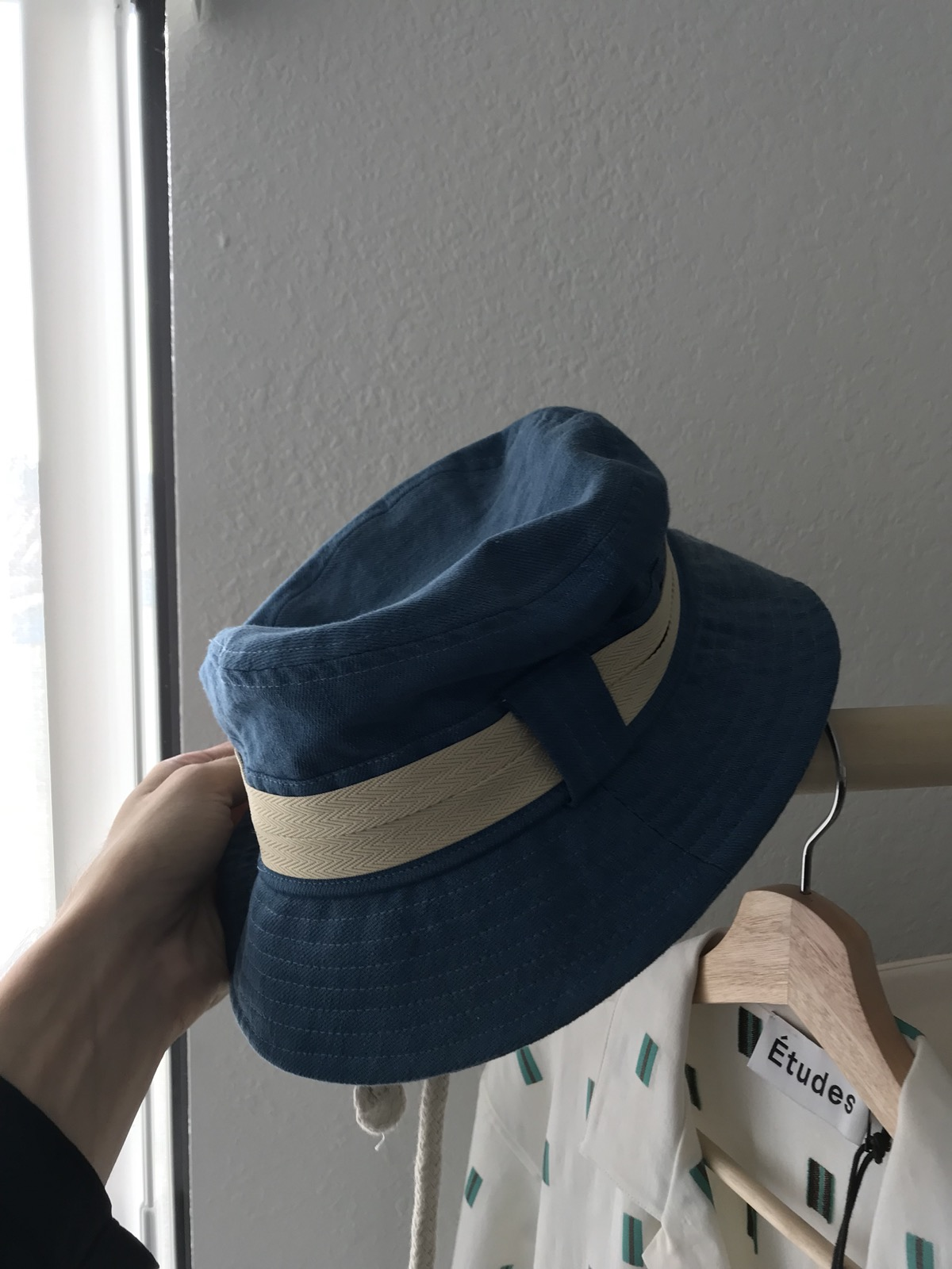 Acne Studios Acne Studios Denim Bucket Hat Size one size - Hats for ... 72cf6e78235d