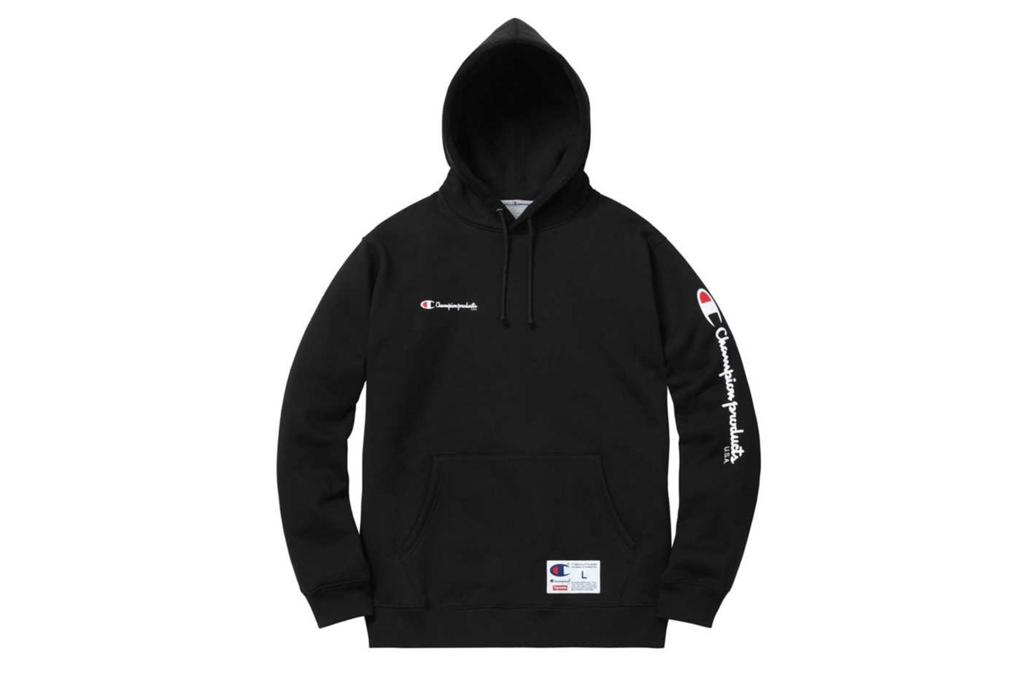 supreme champion hoodie