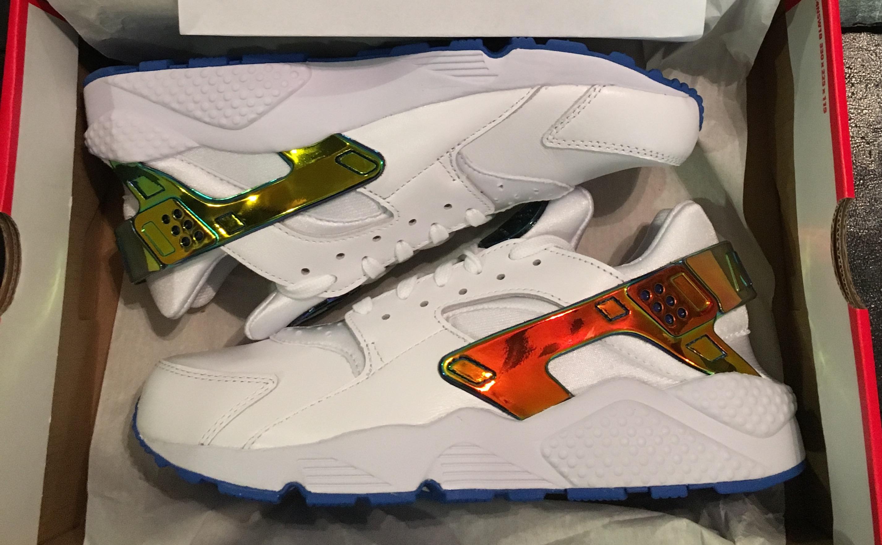 4a7d87147ea9 Nike Nike Air x Nice Kicks Huarache Lowrider Size 9 - Low-Top ...