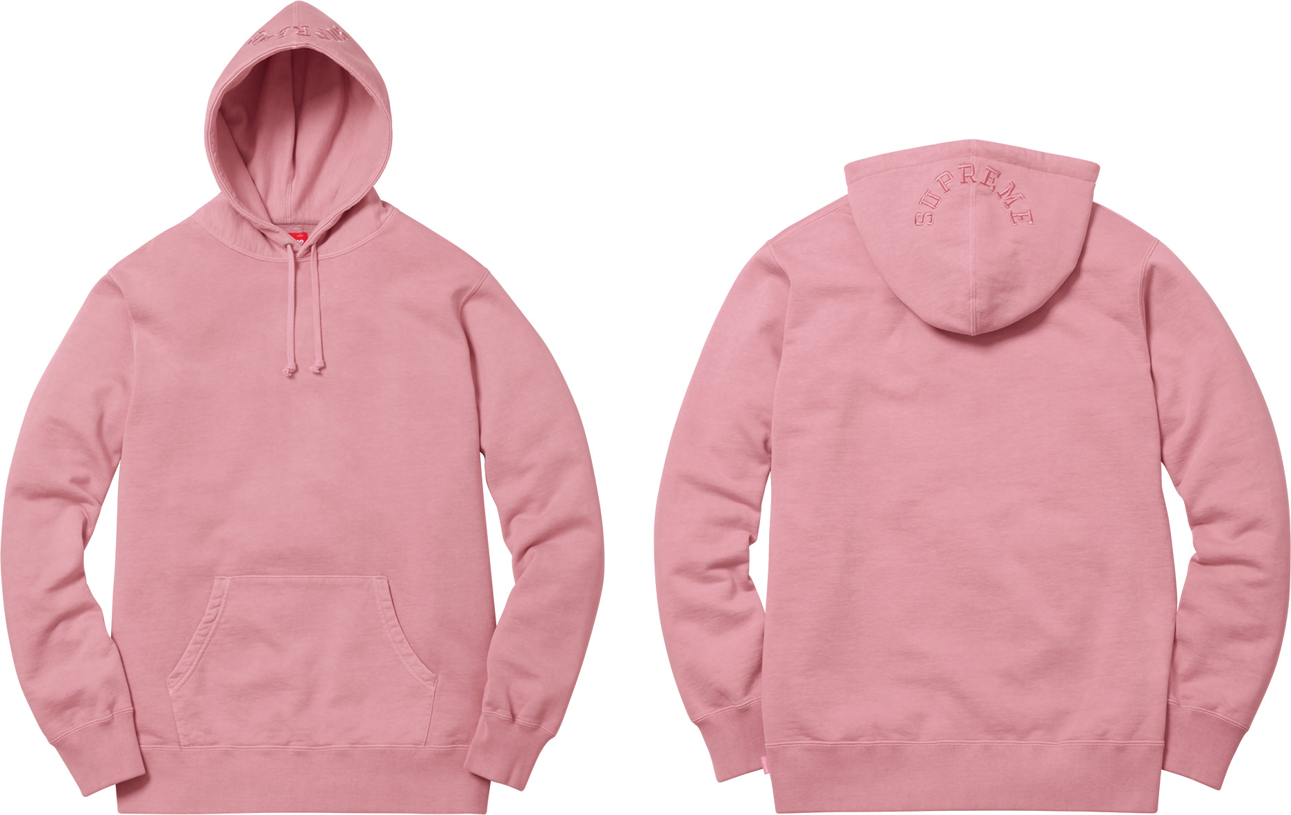 8c3773a5176e Supreme Overdyed Hooded Sweatshirt Size l - Sweatshirts   Hoodies for Sale  - Grailed