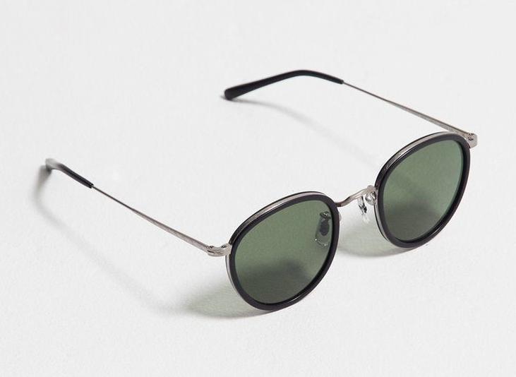 3d76da92069 Oliver Peoples MP-2 Matte Black   Antique Pewter Size one size - Sunglasses  for Sale - Grailed