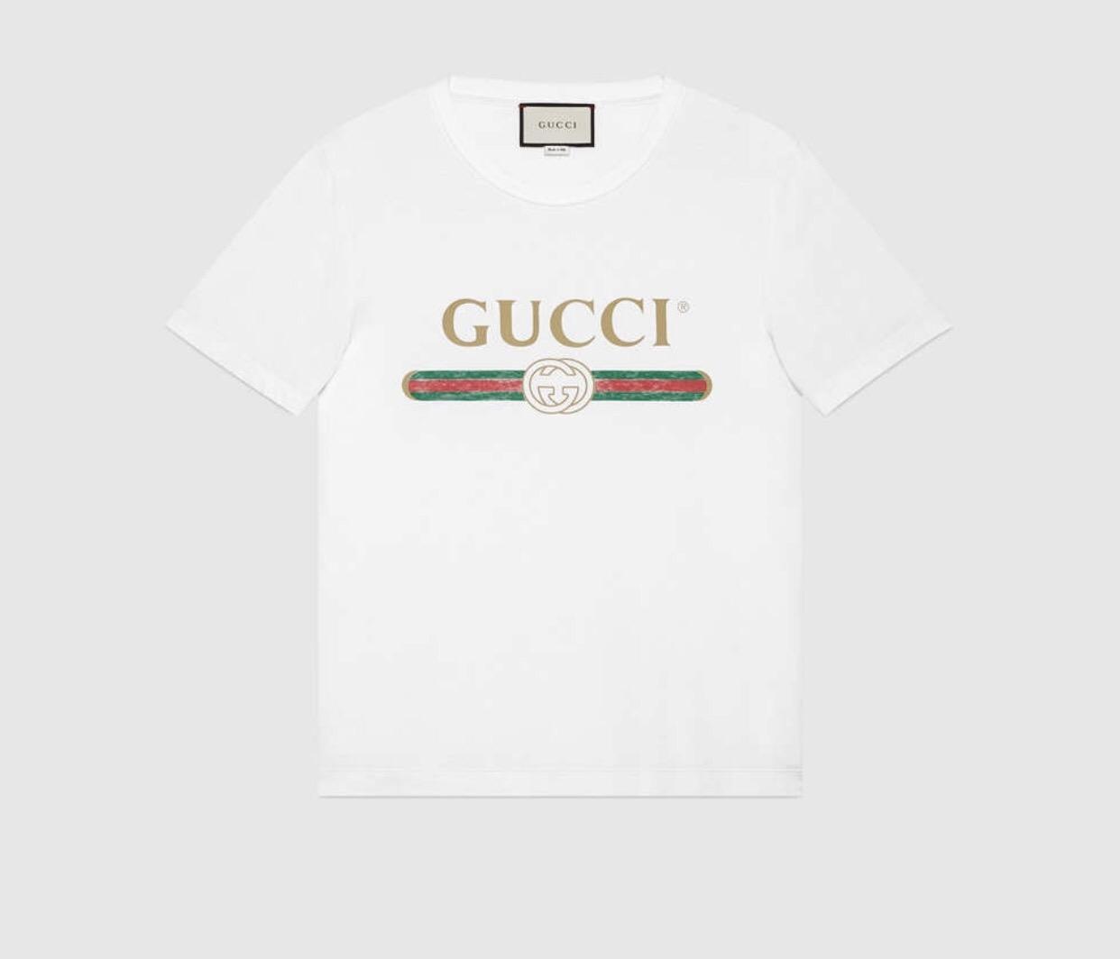 89003facb1fa Vintage Gucci Logo T Shirt Replica - raveitsafe