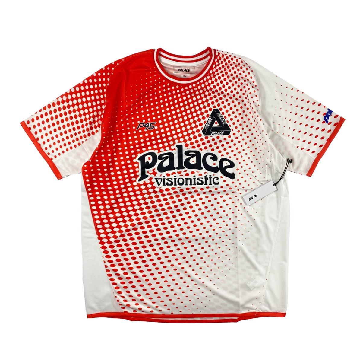 Palace Palace Multi Option Footie Jersey Shirt Multi