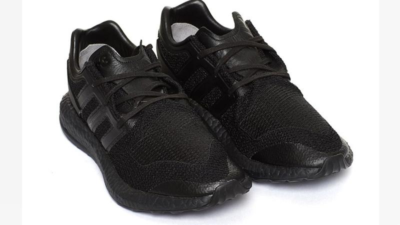 41febc99112d8 Adidas Adidas Y3 Pureboost Triple Black - Us 12