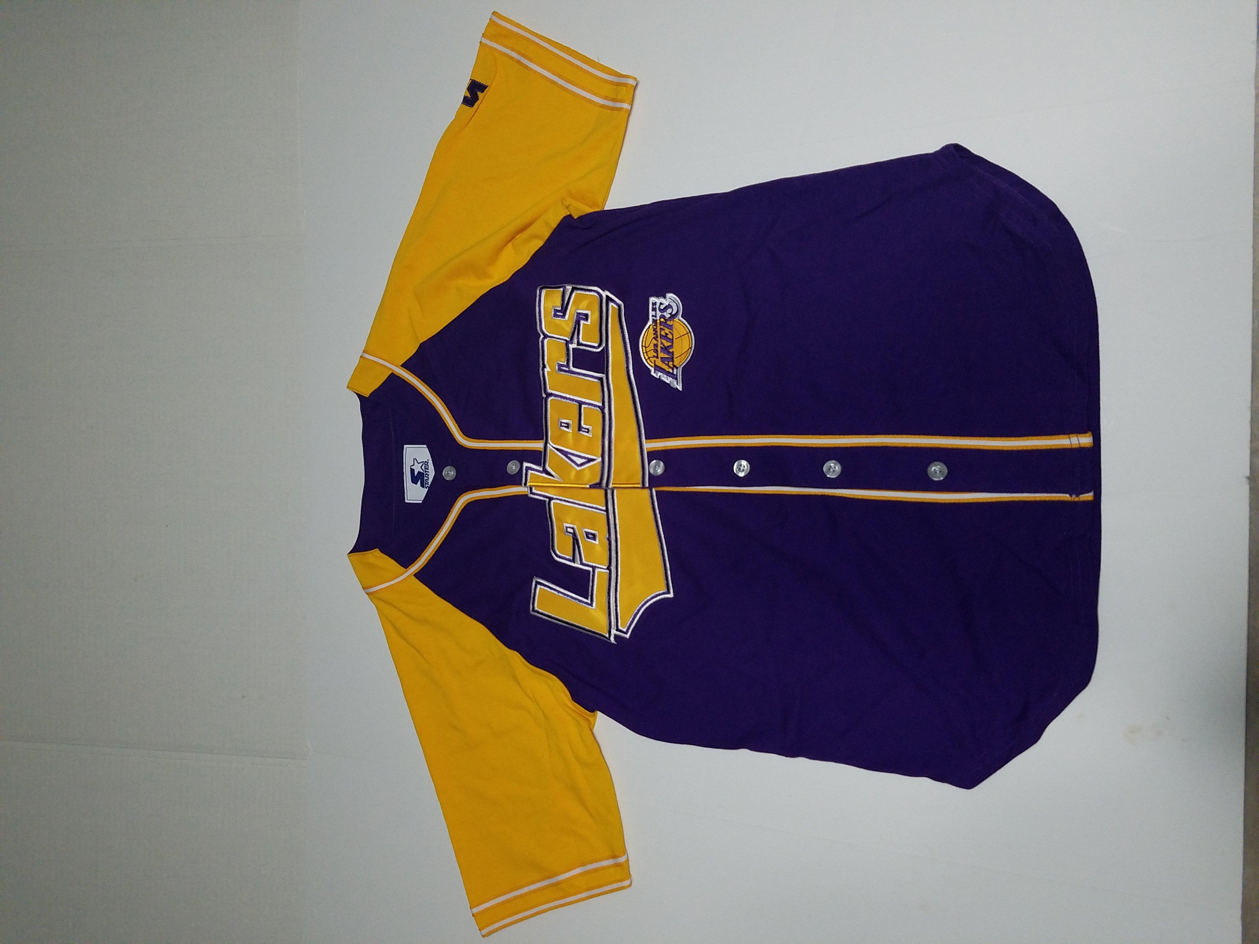 Starter Starter Double Play Baseball Jersey