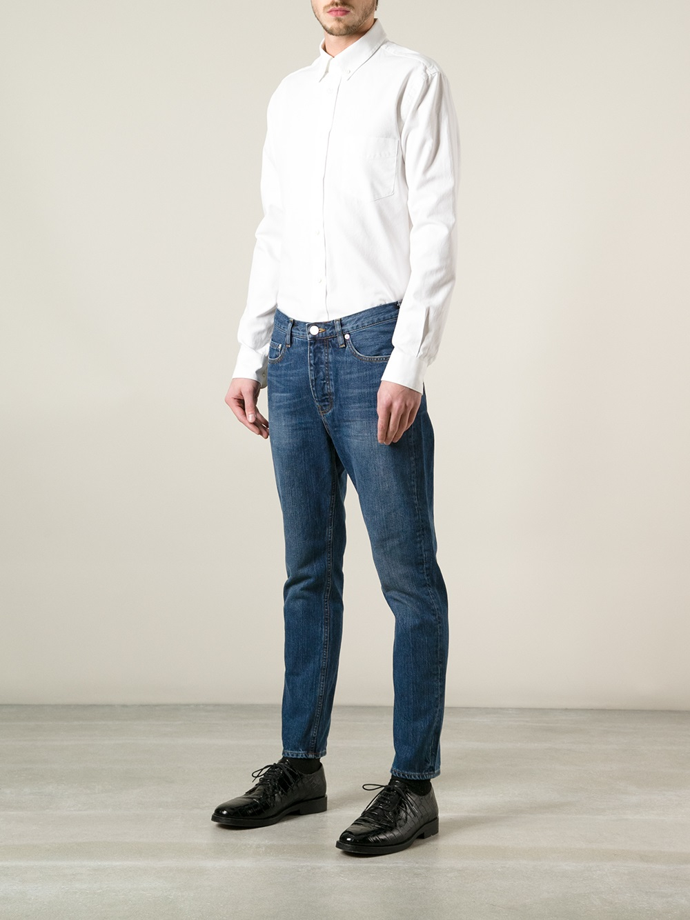 acne town jeans