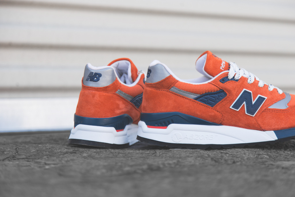 New Balance 998 Connoisseur East Coast Summer Size 8.5 - Low-Top Sneakers  for Sale - Grailed 630b52754b7b