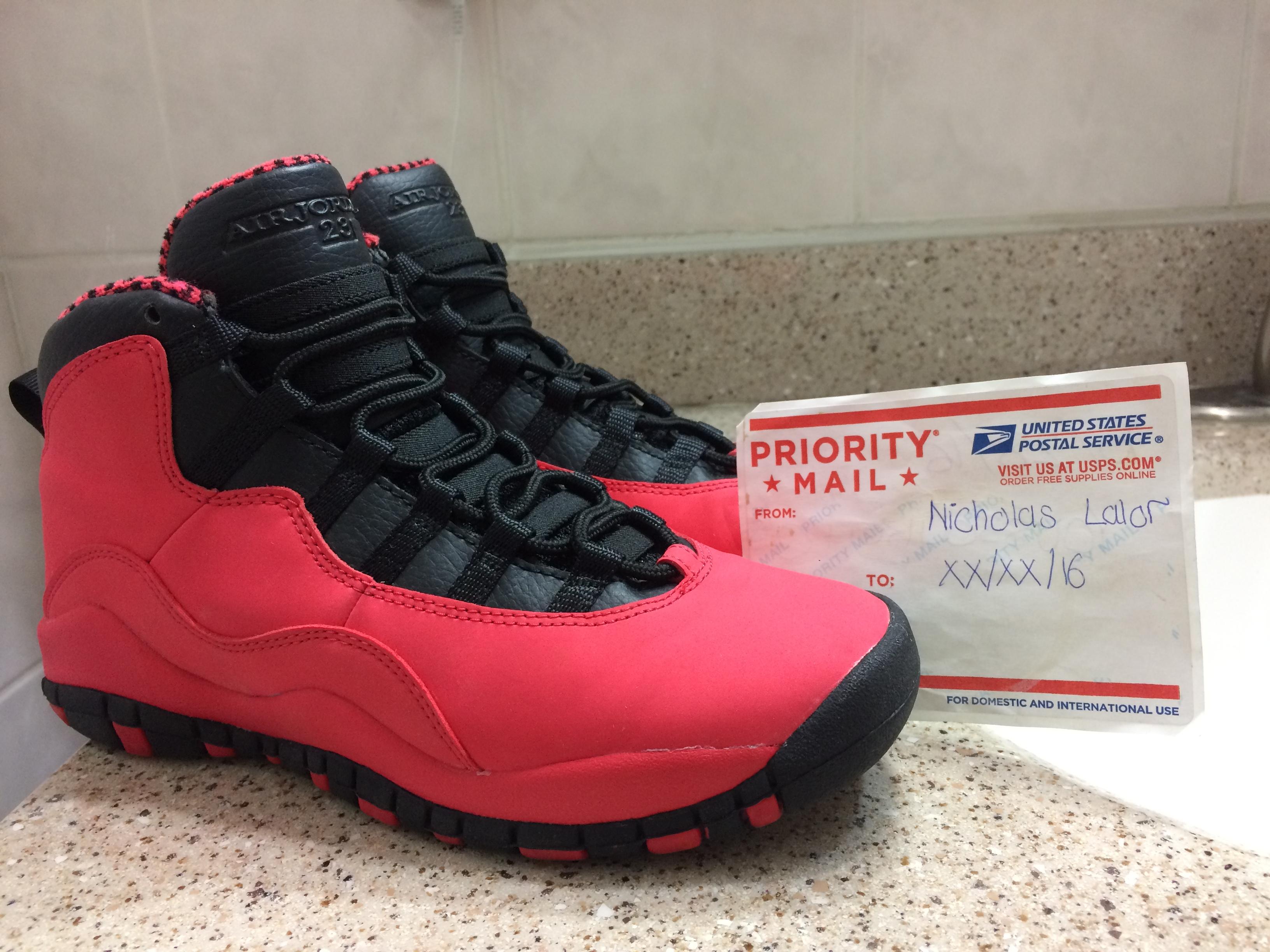 best service d01fd d457a Nike × Jordan Brand. Nike Air Jordan Retro X ...