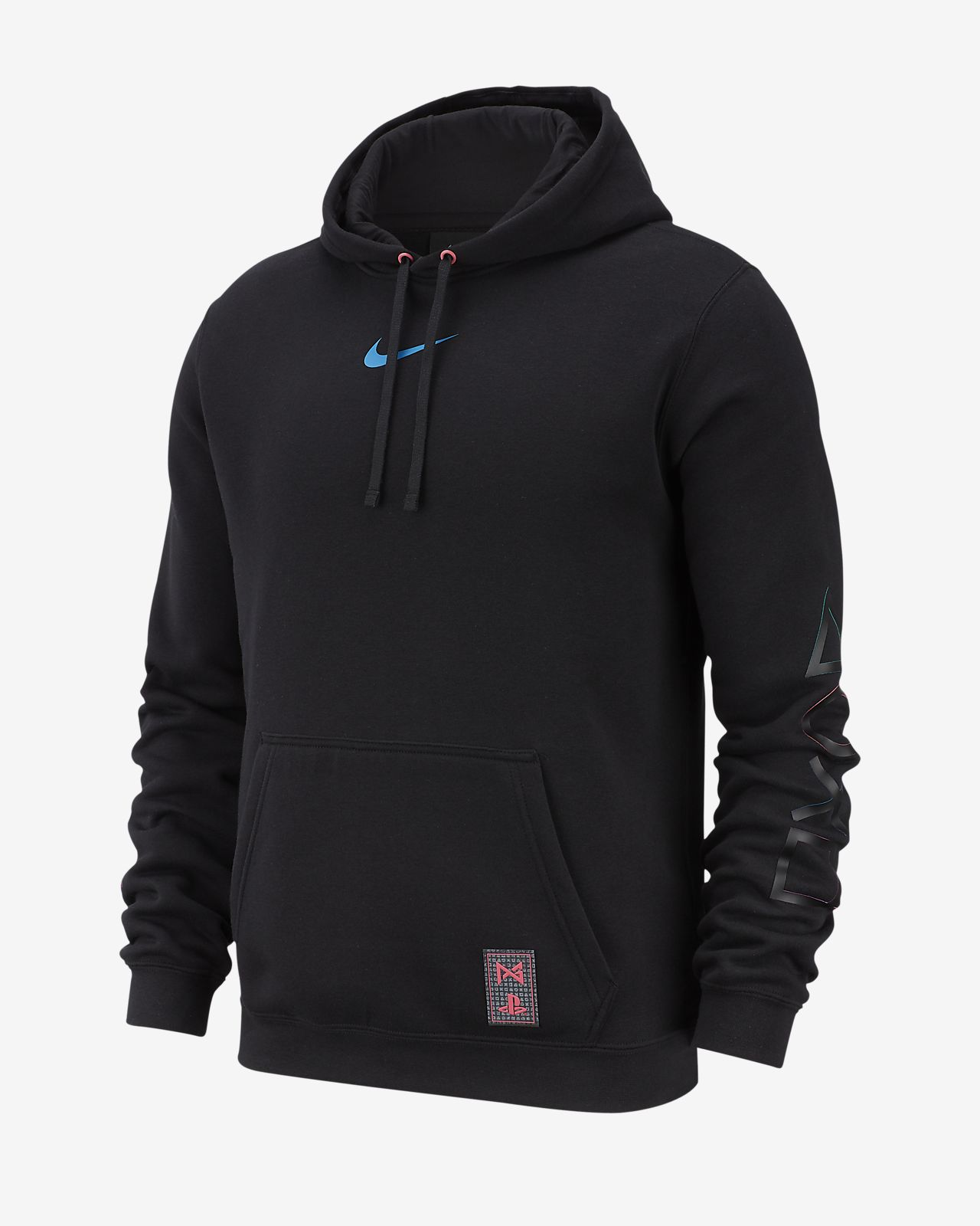 competitive price 4f843 da5b0 Nike Playstation PS x PG Hoodie Medium Paul George Nebula Black PS4  BV7798-010