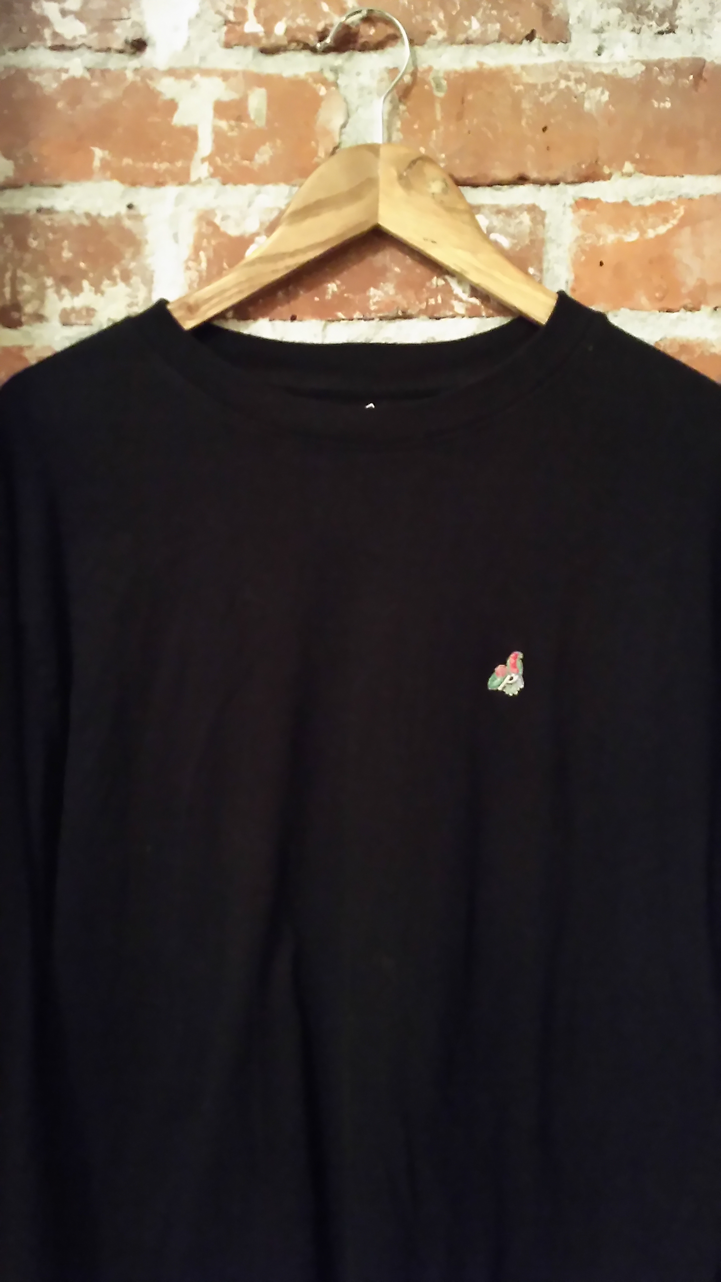 832a7342 Palace Palace Long Sleeve Parrot Tee | Grailed