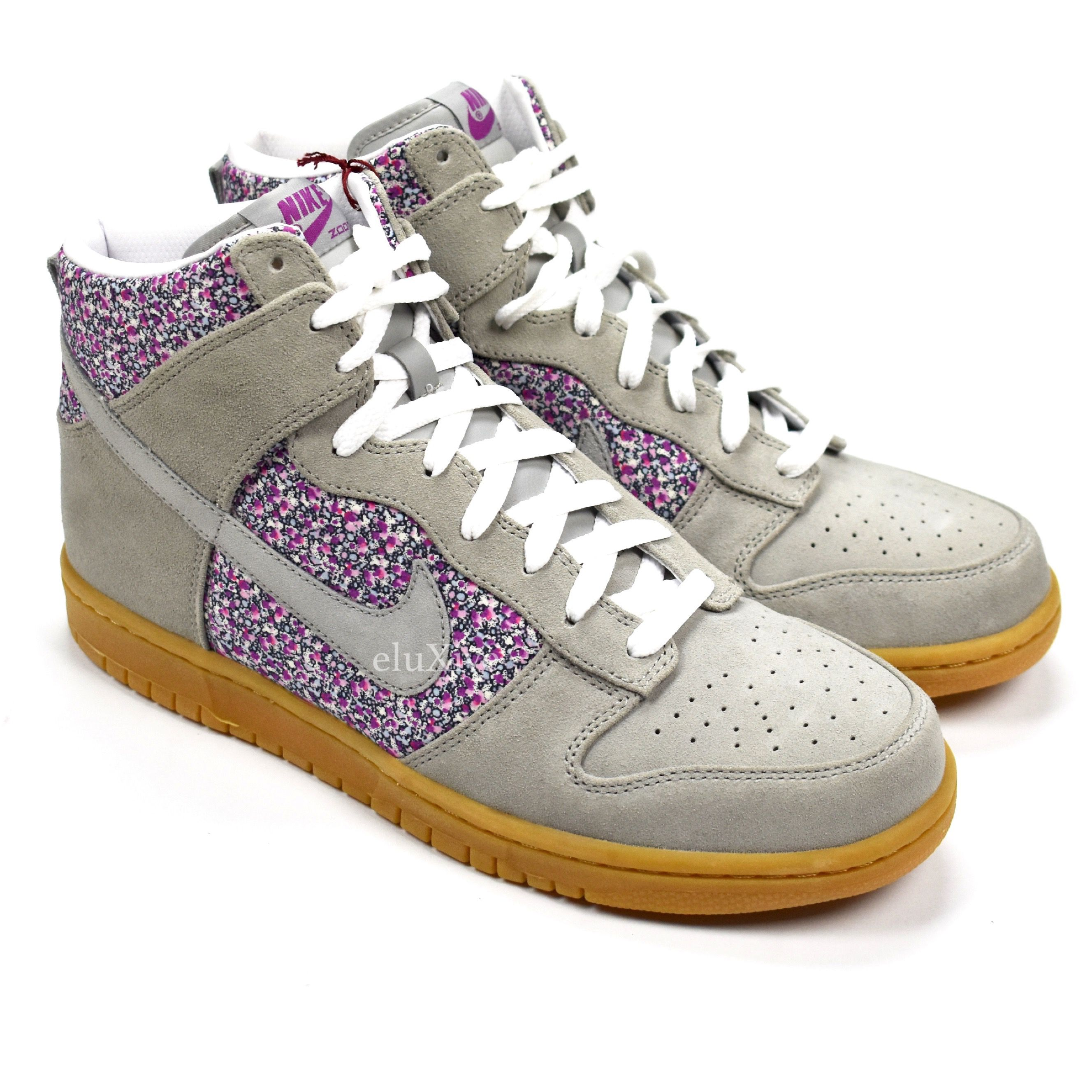 affordable price great deals 100% high quality Nike Nike Dunk High Premium Liberty London 2008 Ds | Grailed