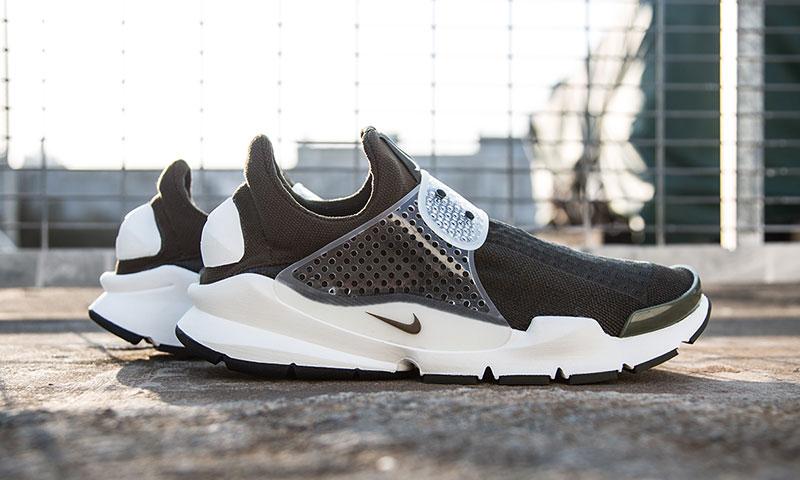 info for 59104 18585 fragment design x Nike Sock Dart SP / Dark Loden US9