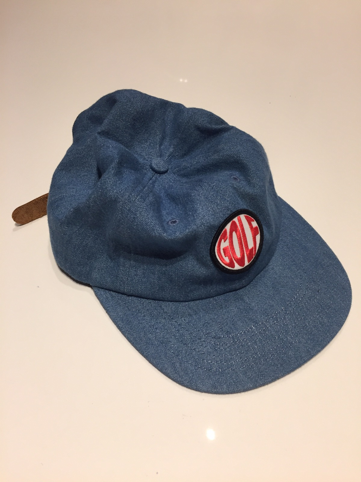 09edeab99fd60a Golf Wang Golf Fish Eye Polo Strapback